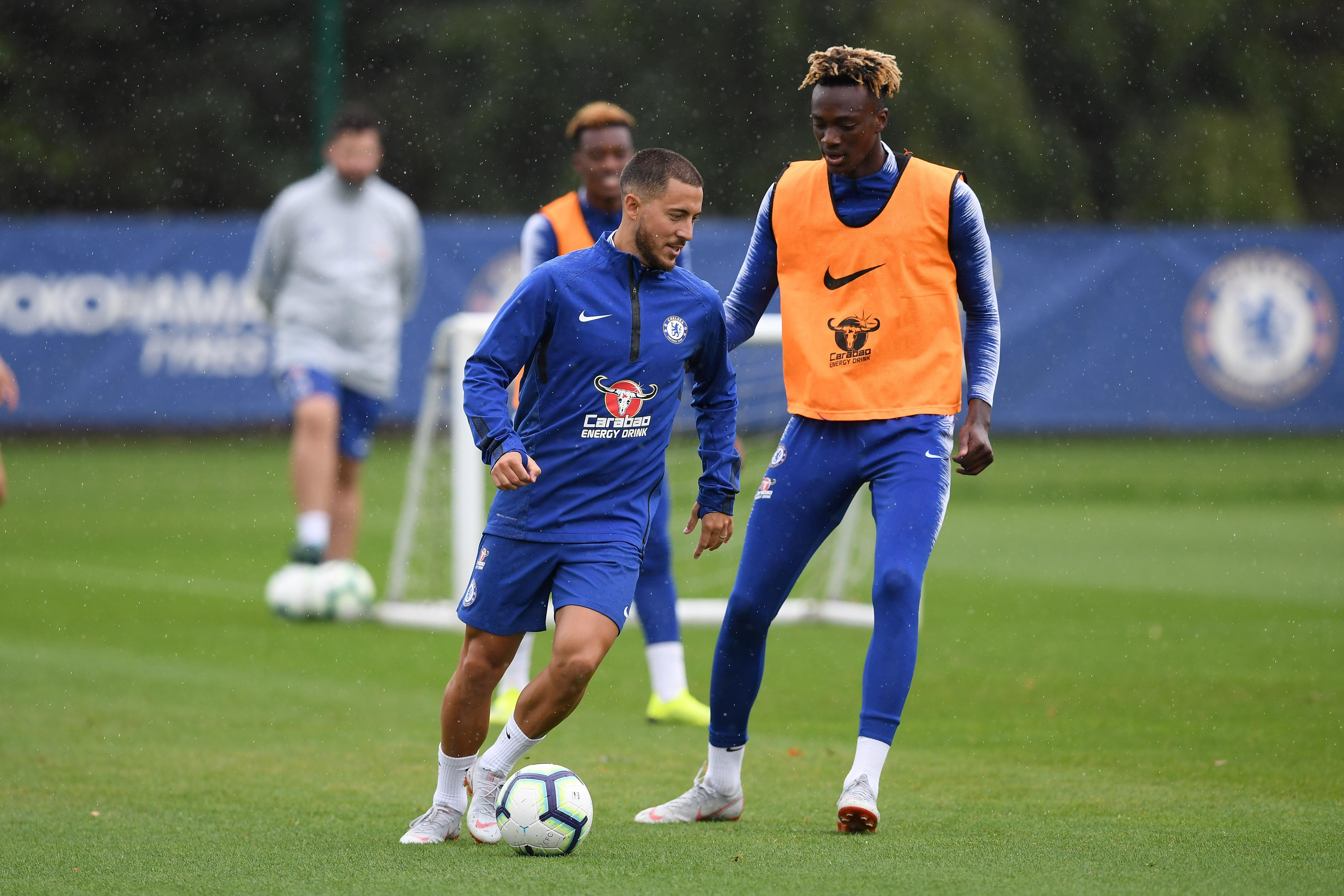 Eden Hazard remains at Chelsea for now, but Real Madrid can still move for him until the end of August
