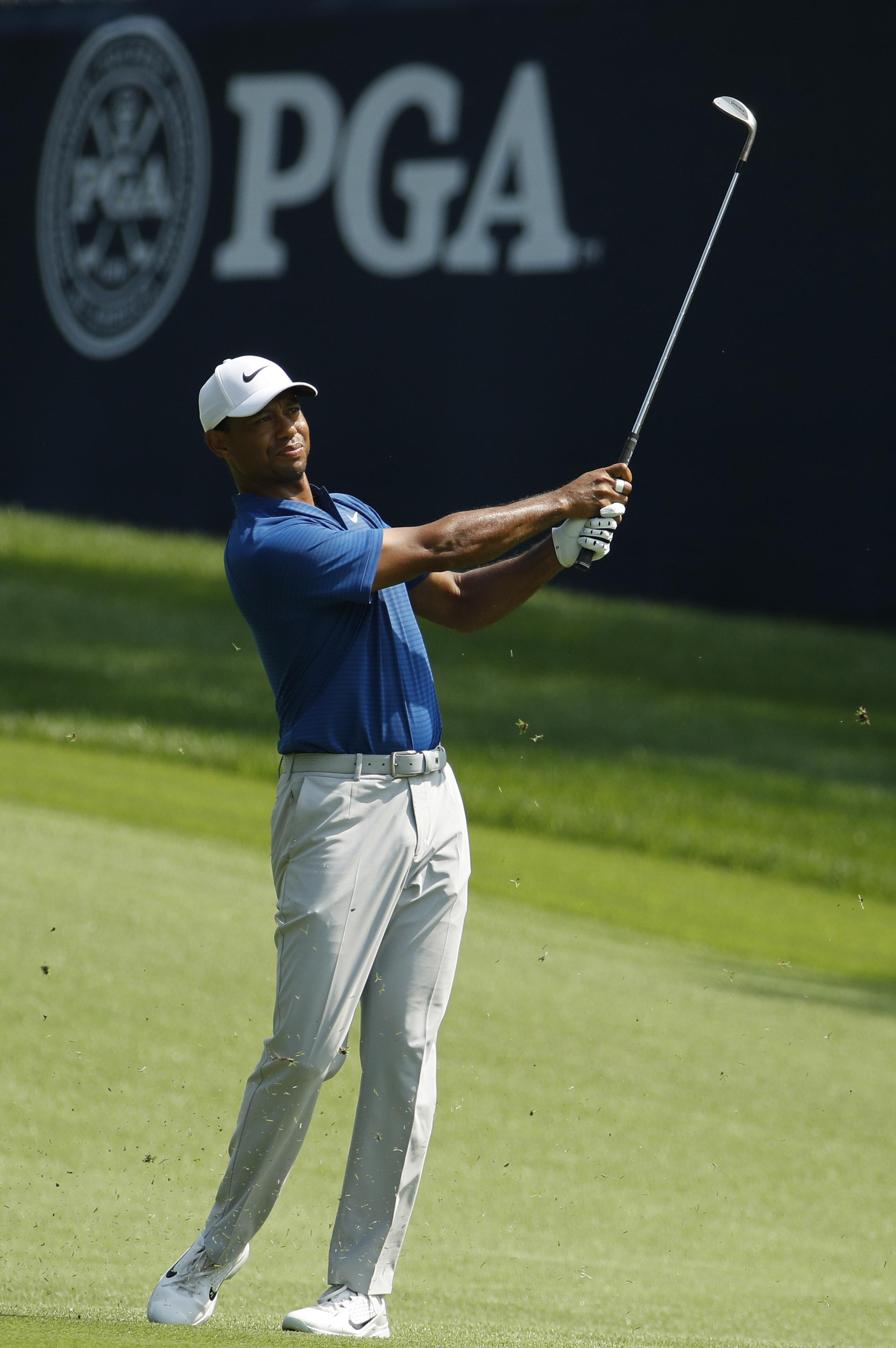 The 14-time Major champion boosted his hopes of grabbing number 15