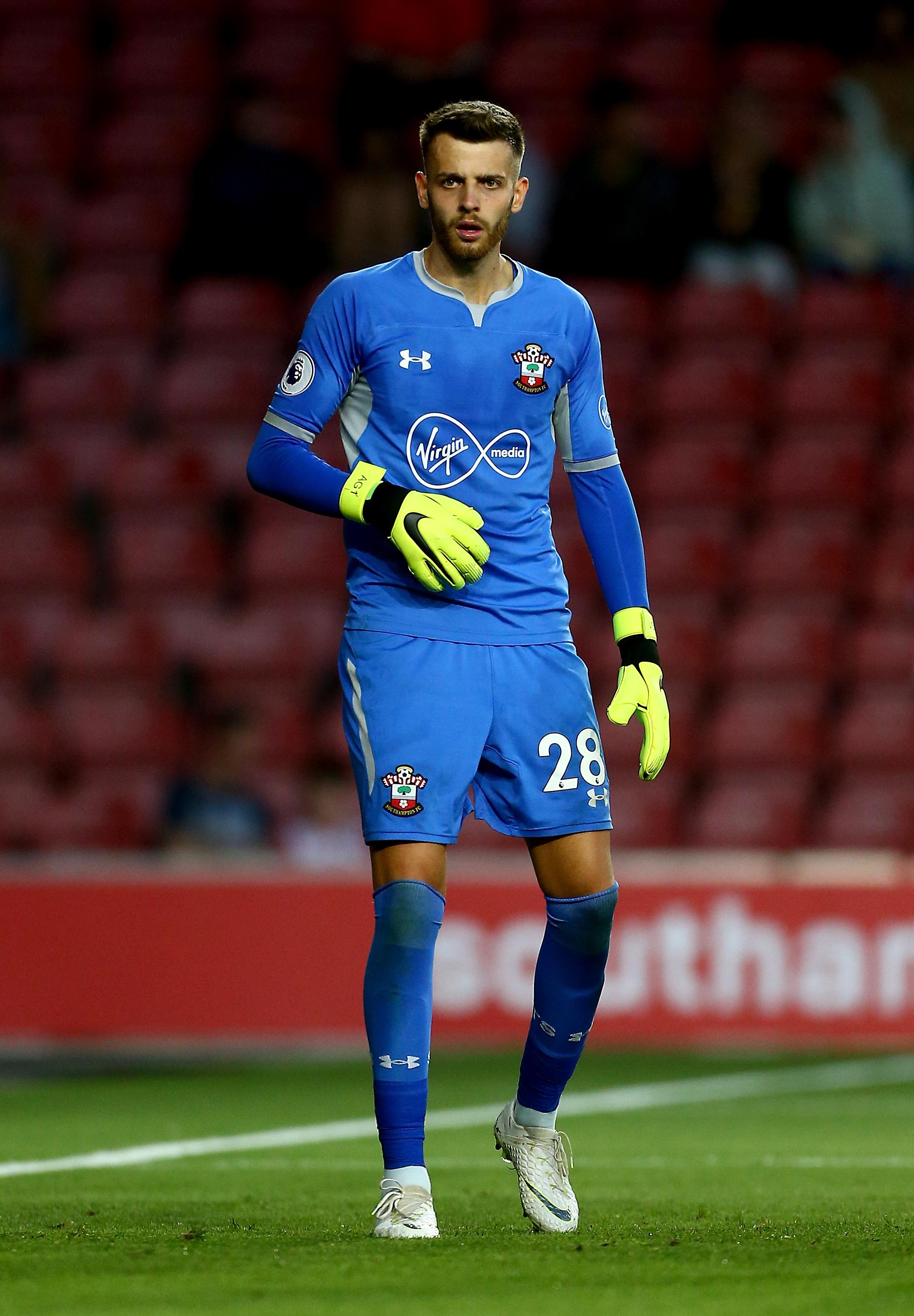 City flogged rising star Angus Gunn to Southampton leaving them with two first-team keepers