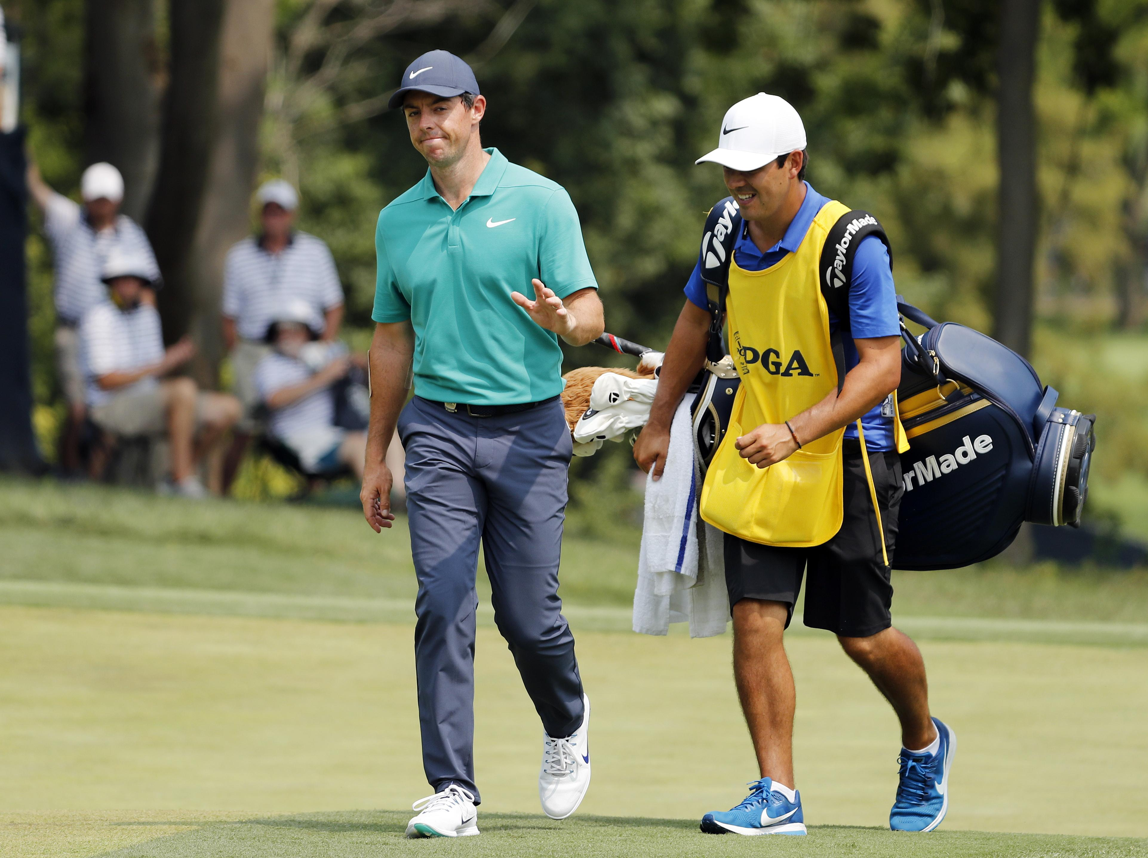 McIlroy will head to Augusta next year once again looking to complete the Grand Slam