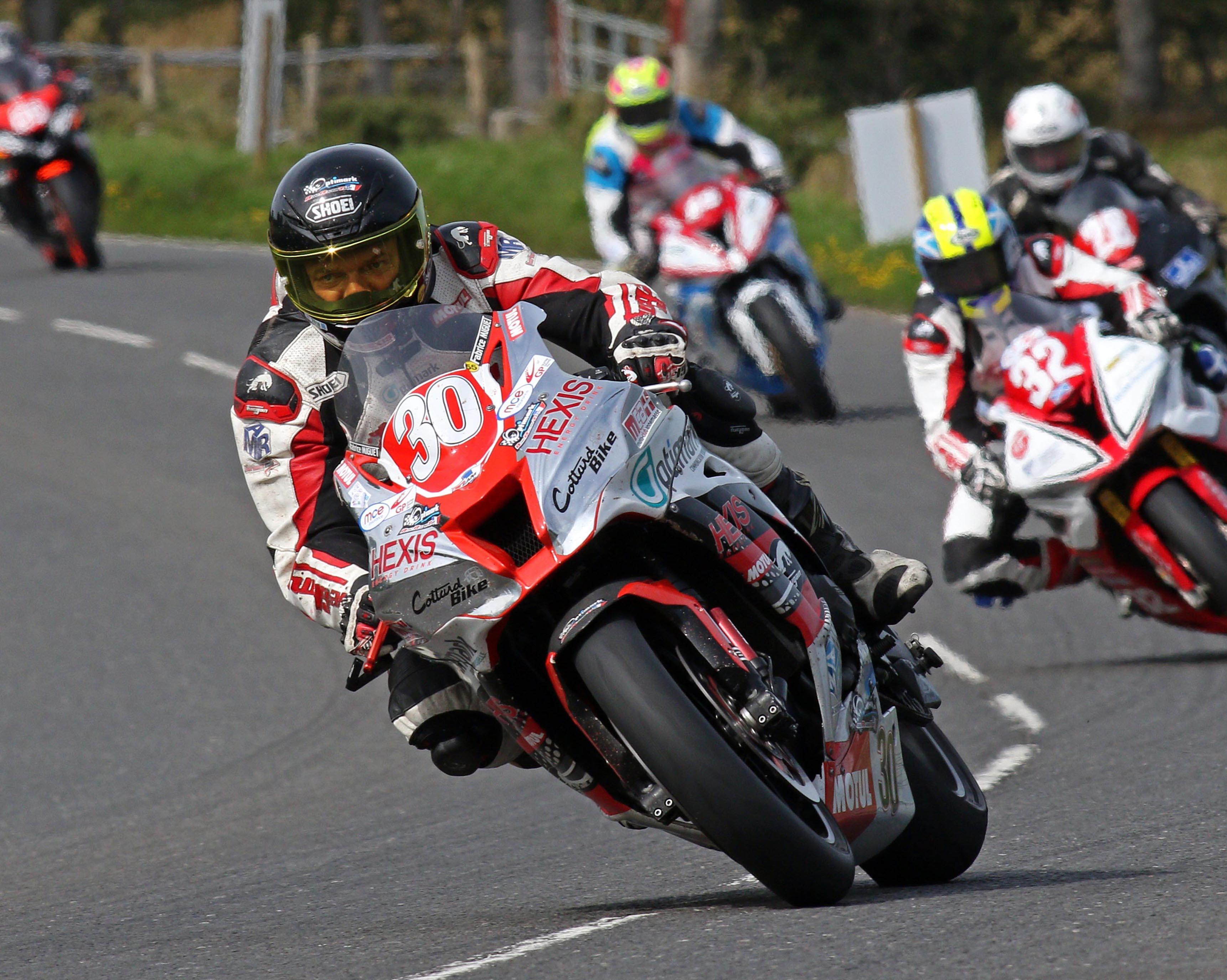 Clerk of the Course at the Ulster Grand Prix paid tribute to Miguet in a statement