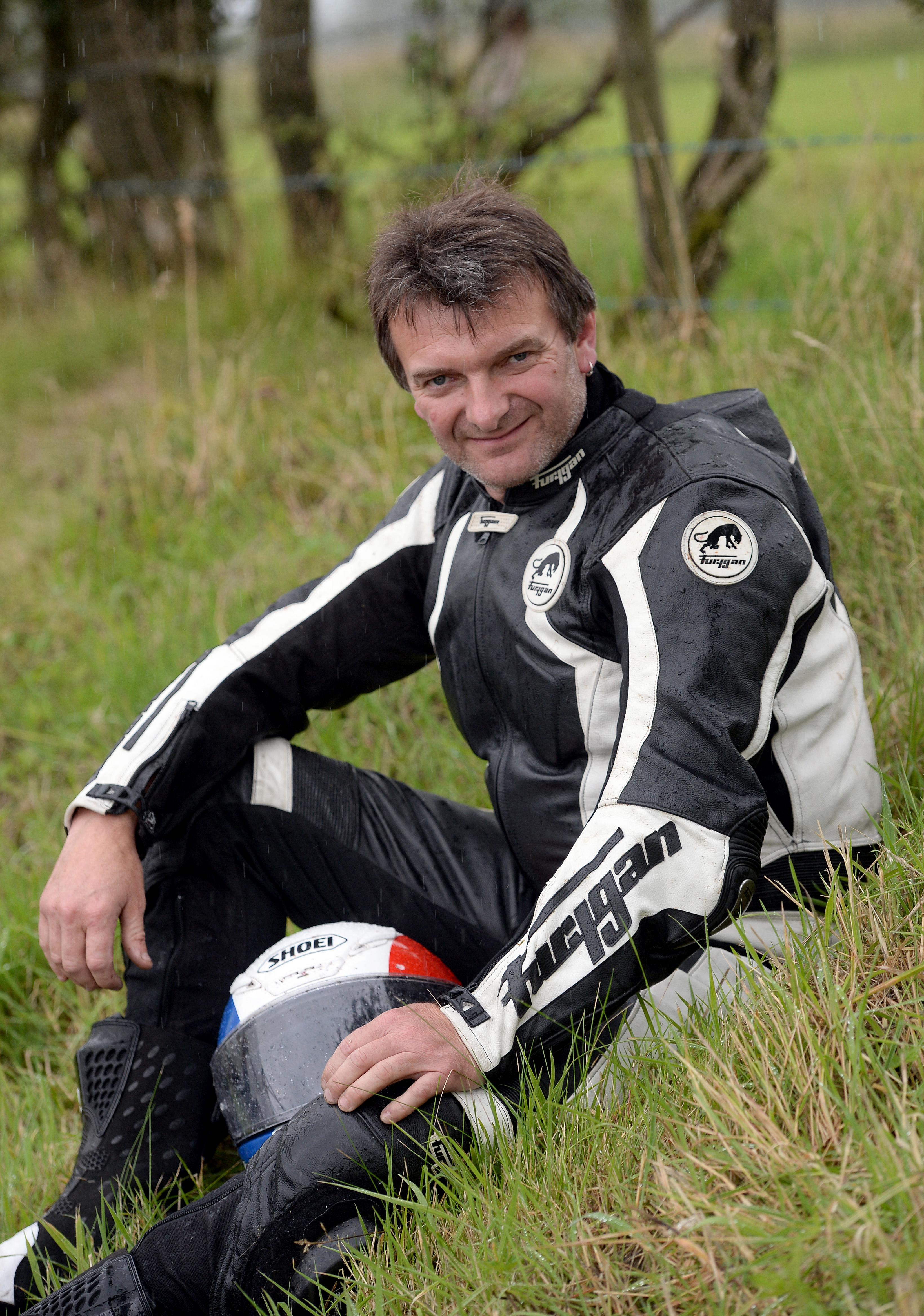 Fabrice Miguet died today aged 49