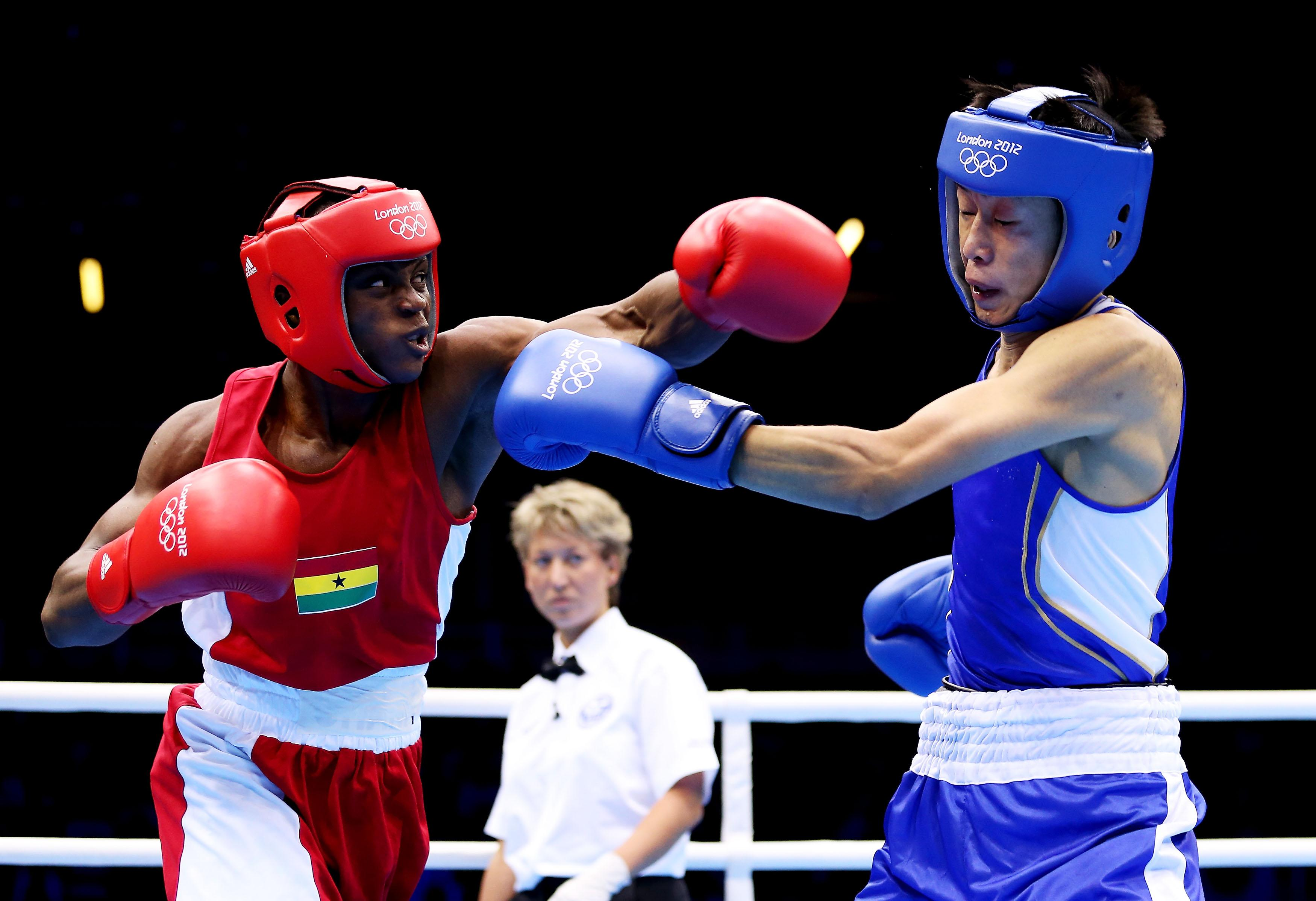 Dogboe dominated the London 2012 fight but was the victim of tragedy and turned pro soon after