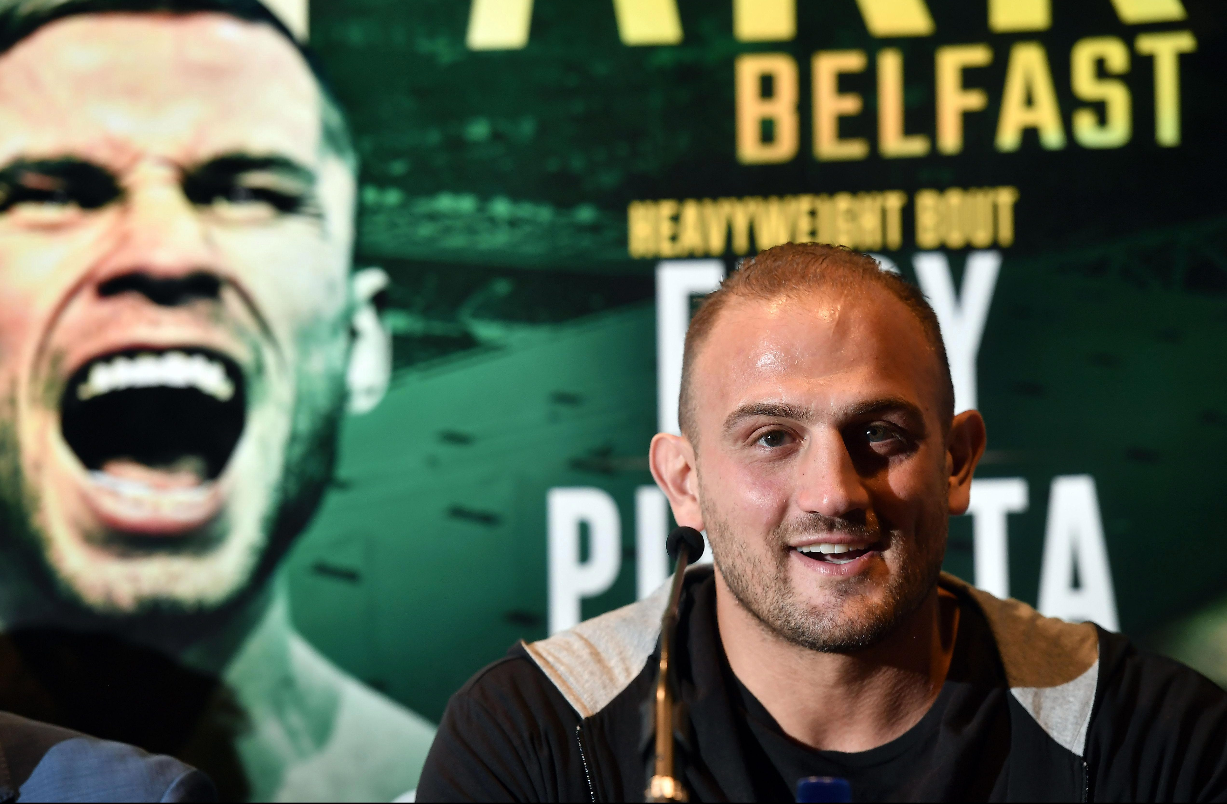 Italian Francesco Pianeta could get the fight with Deontay Wilder that Tyson Fury craves - if he topples the Gypsy King