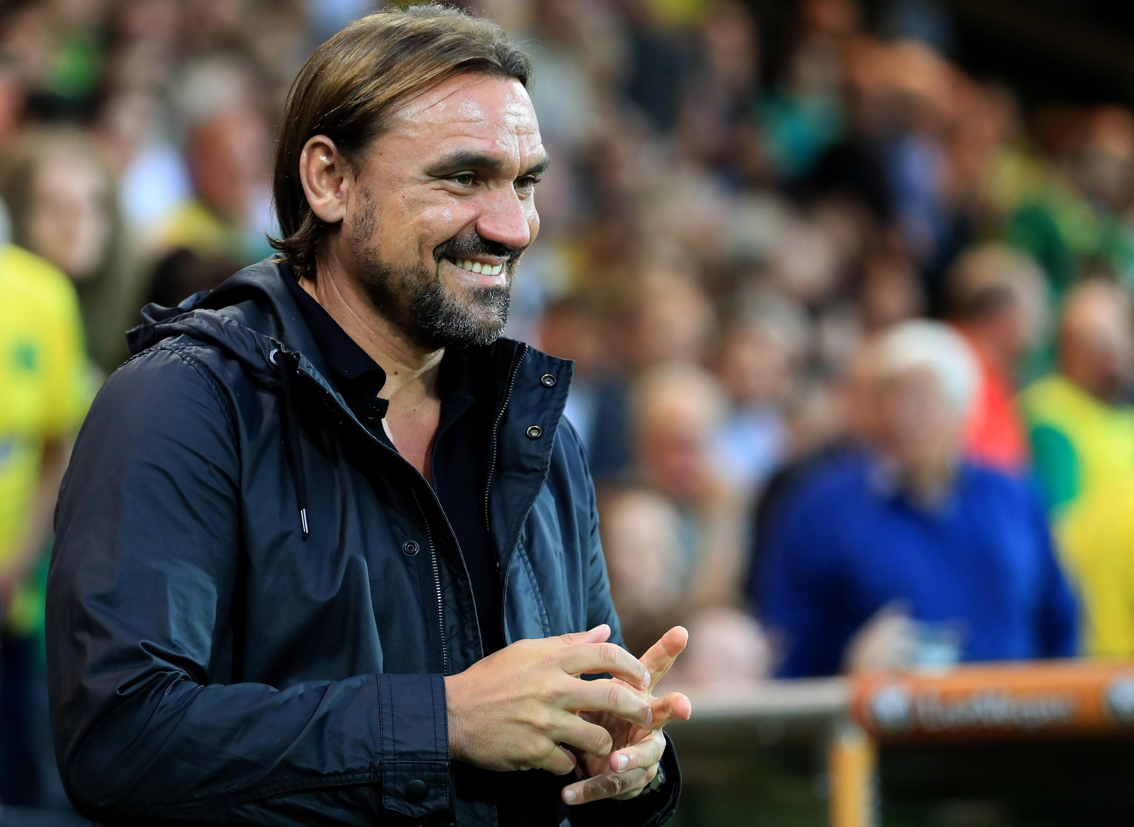 Canaries boss Daniel Farke will be hoping the move brings his side some home comfort