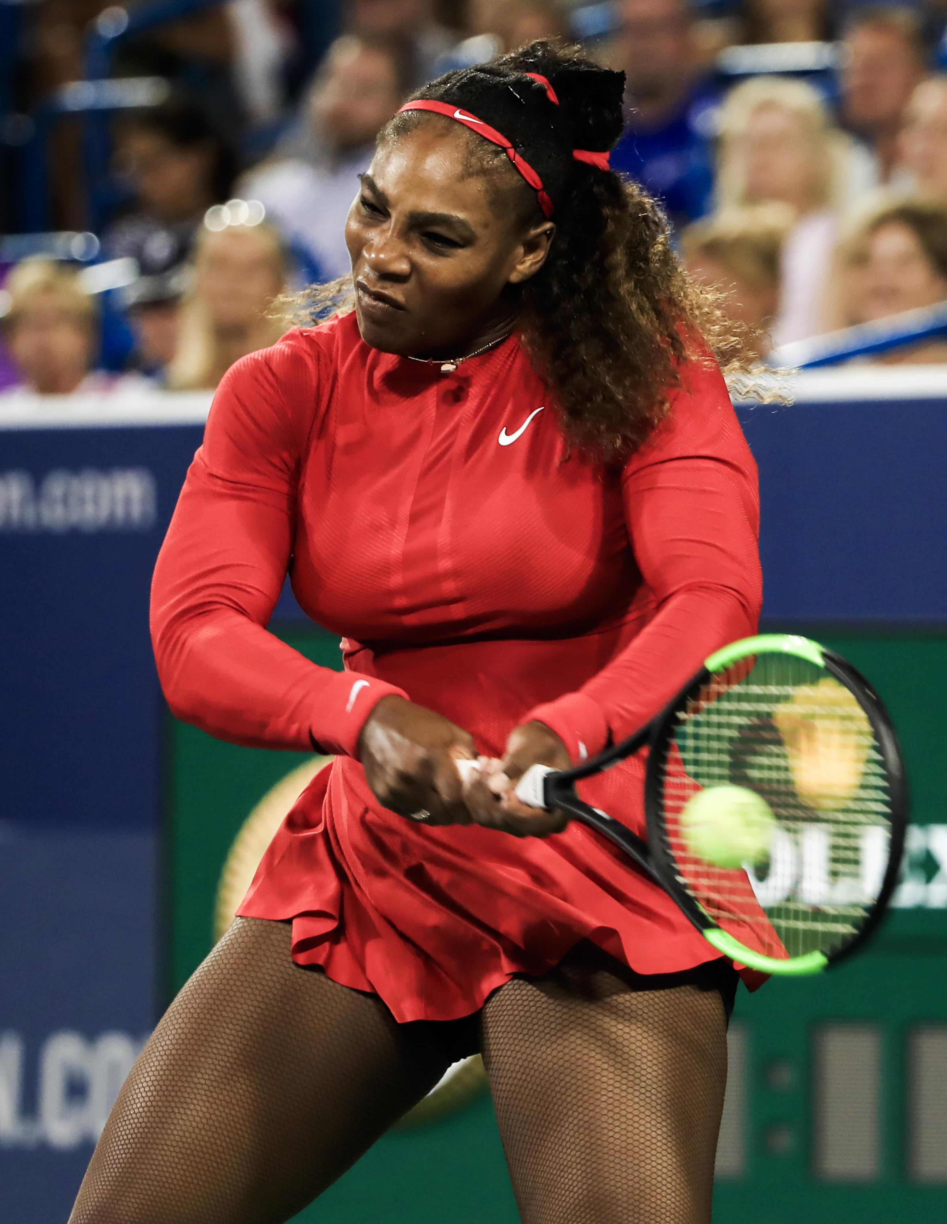 Serena Williams remains the best paid women's athlete