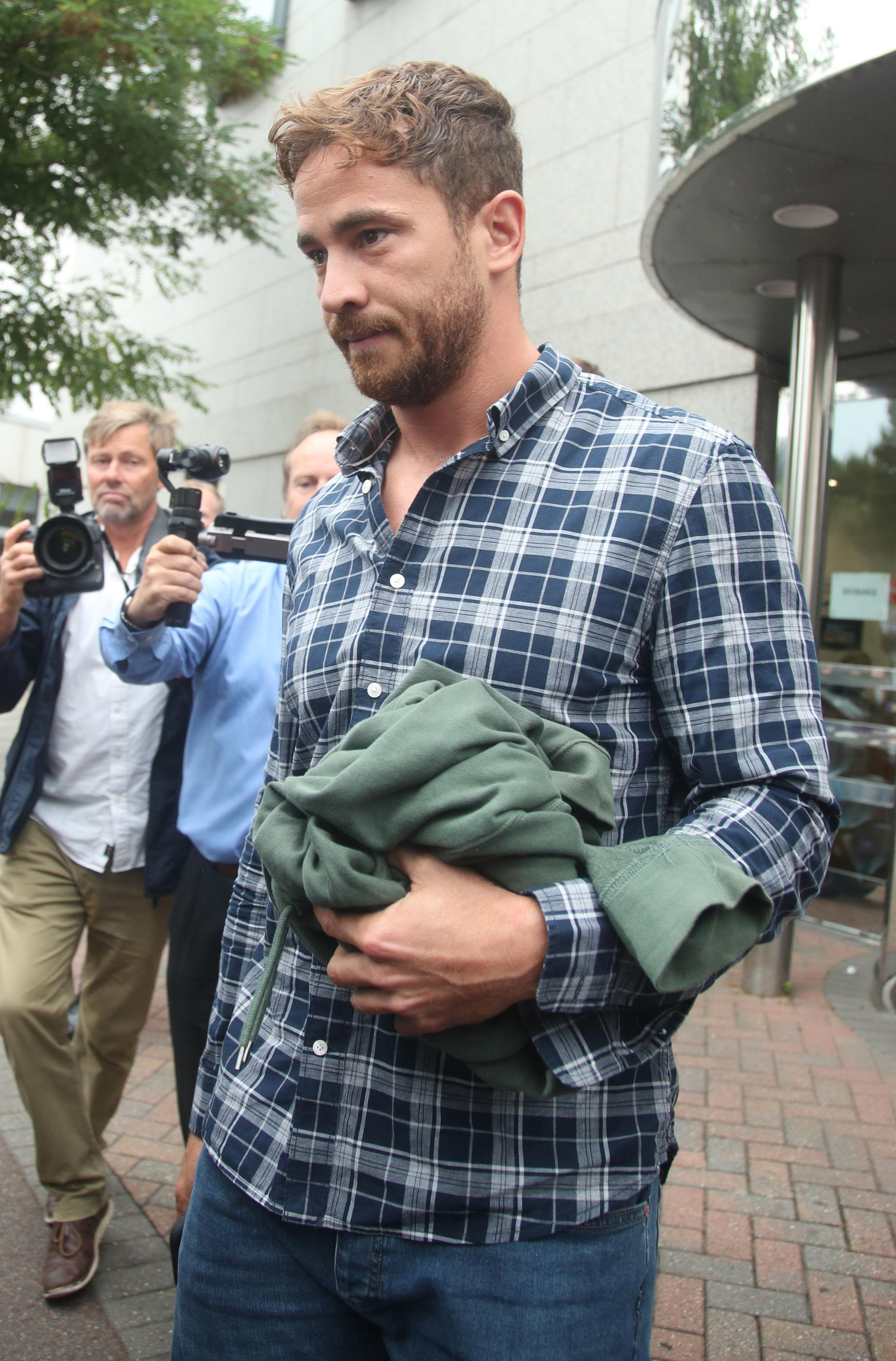 Cipriani appeared in Jersey Magistrates' Court today