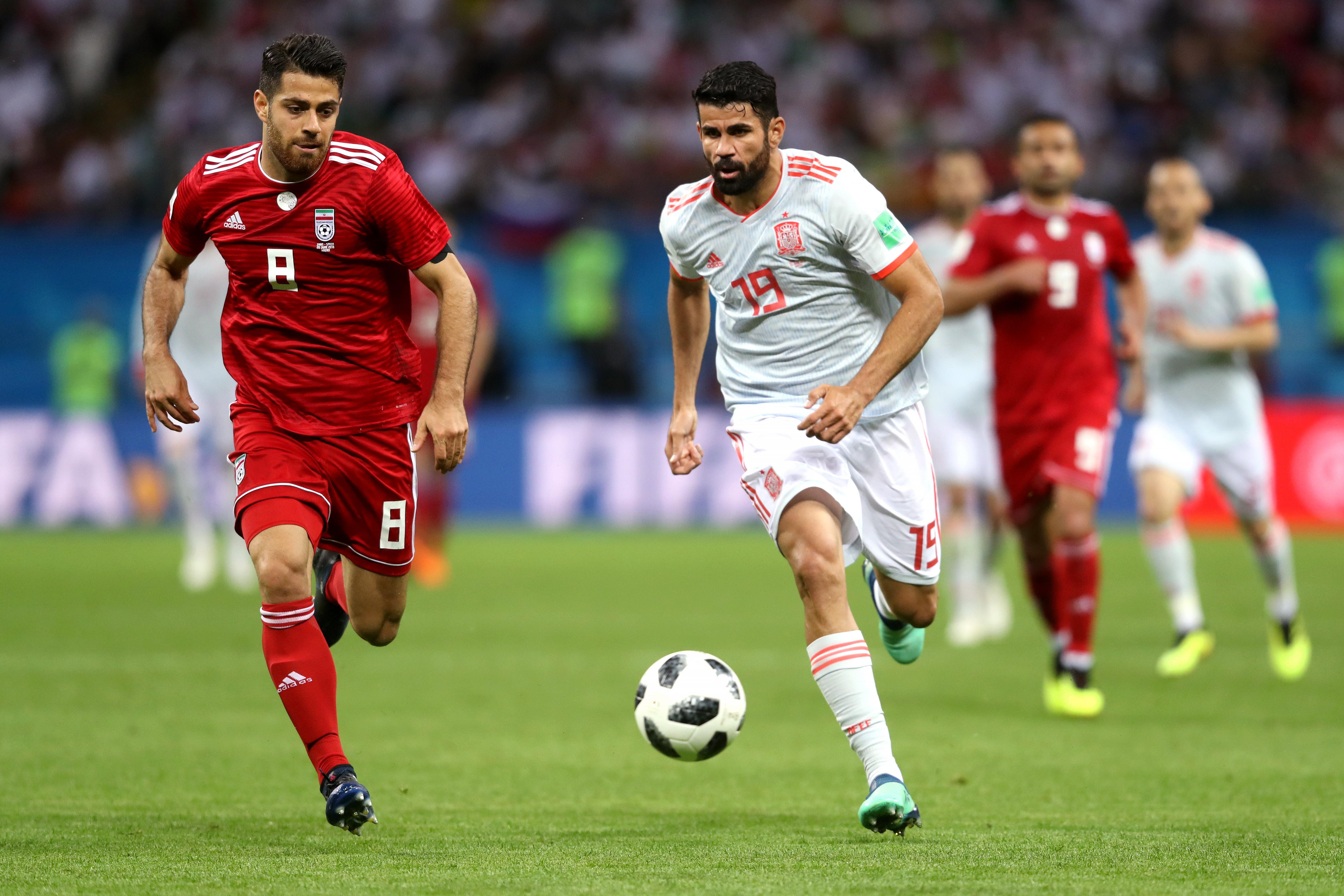 Morteza Pouraliganji is currently a free agent and could join for nothing