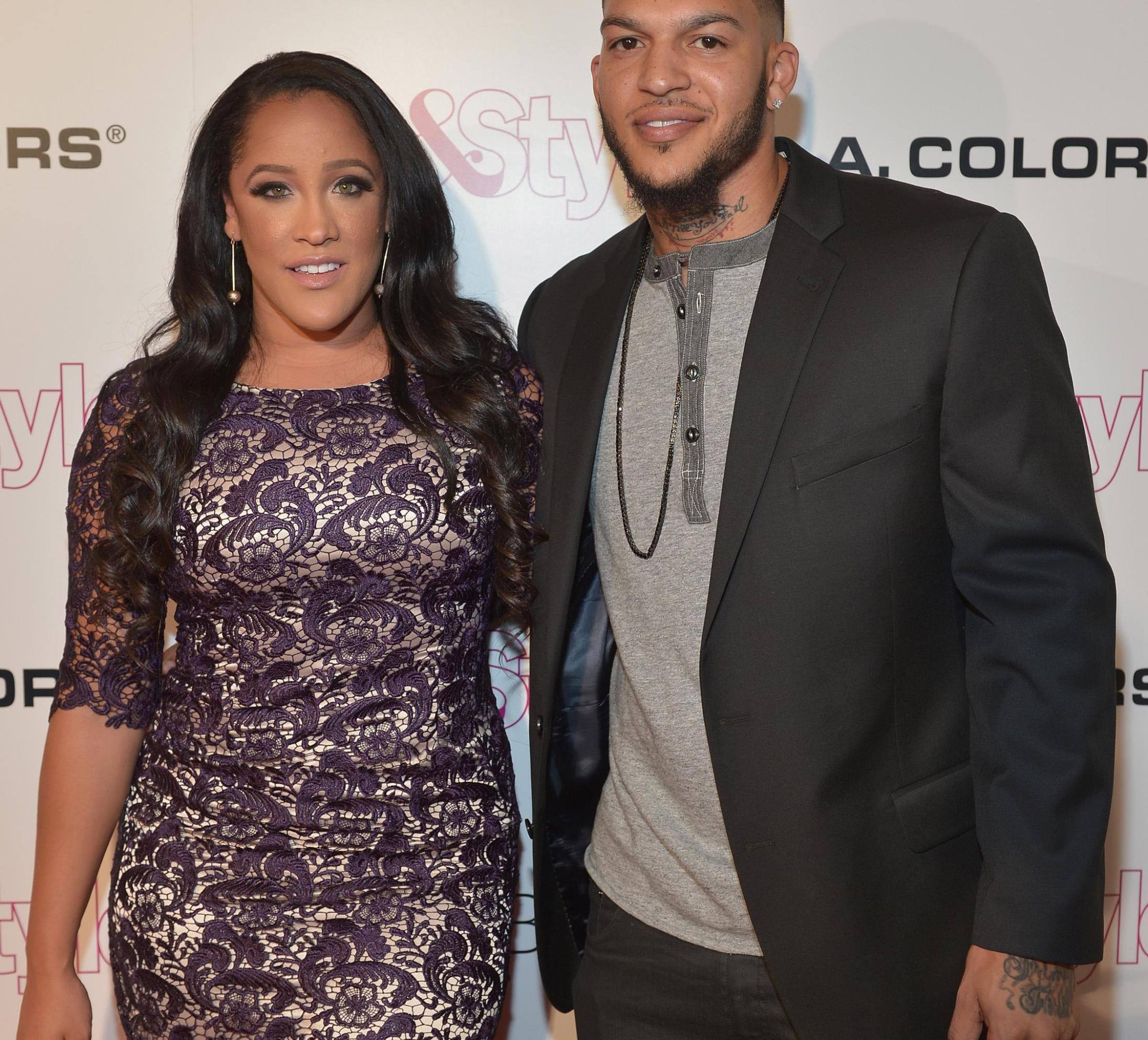 Jacob Payne is married to Celebrity Big Brother star Natalie Nunn