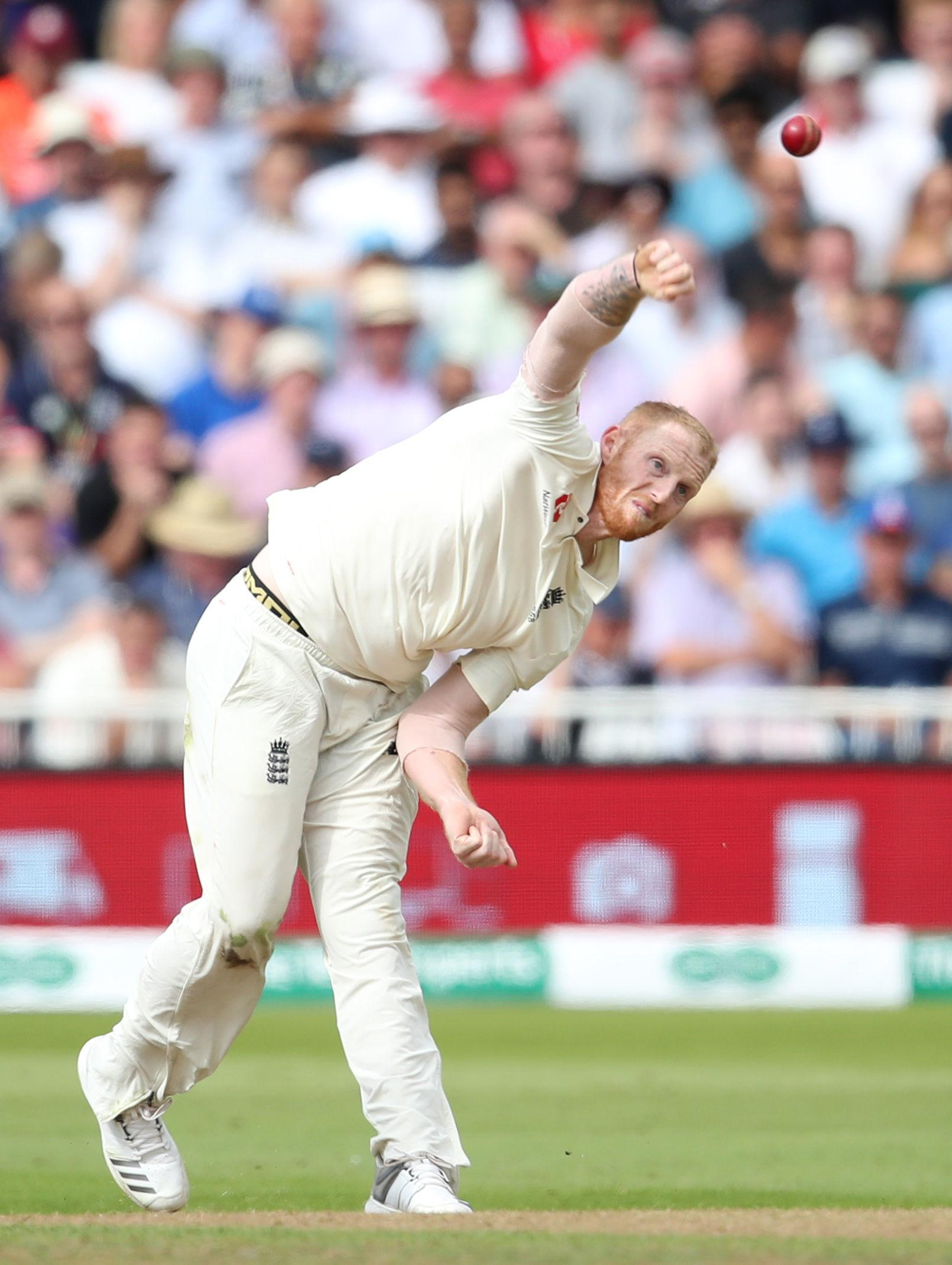 Stokes' bowling had its flaws as he failed to take a wicket