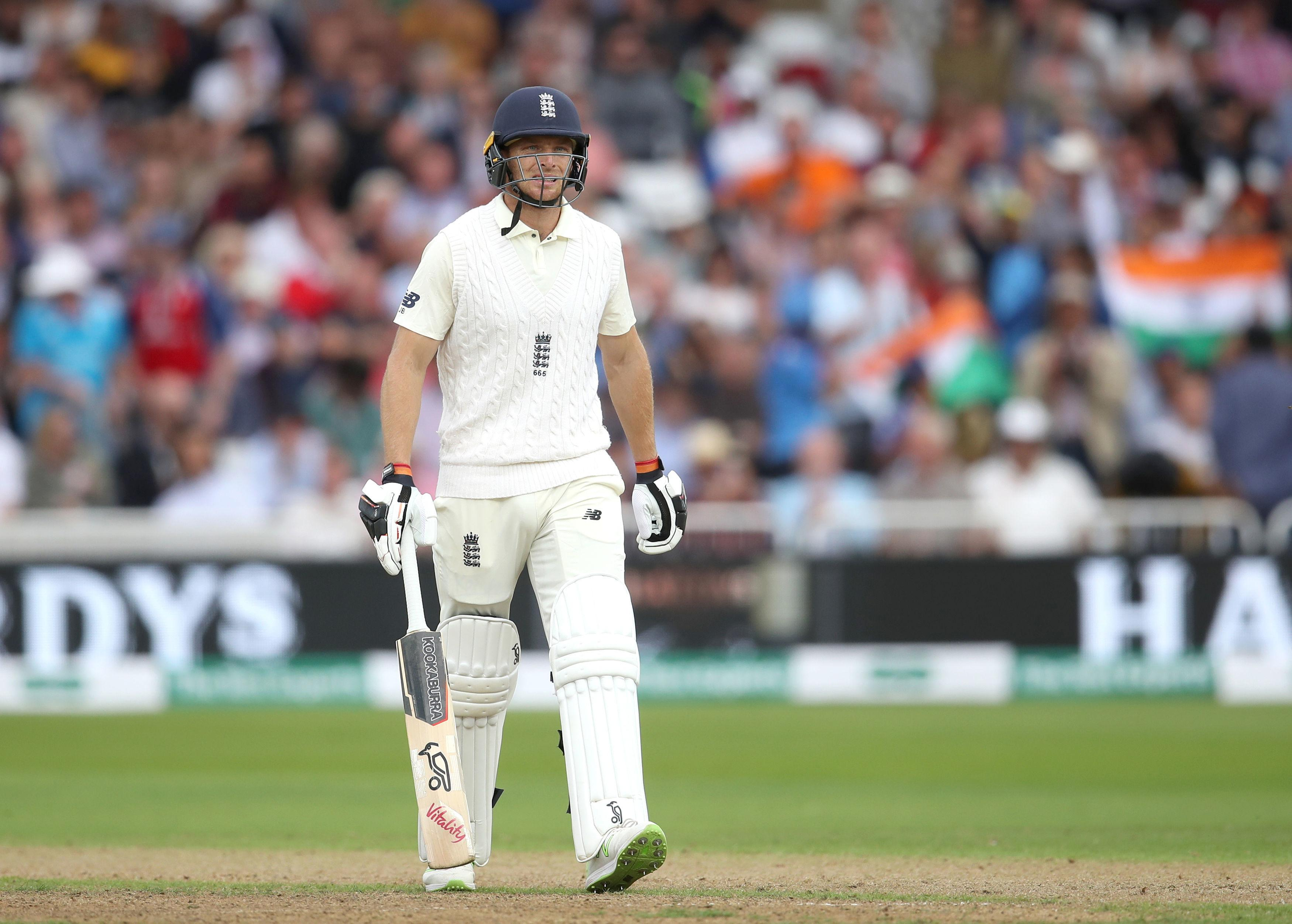 Buttler top-scored for England with 39 off just 32 balls which included two sixes