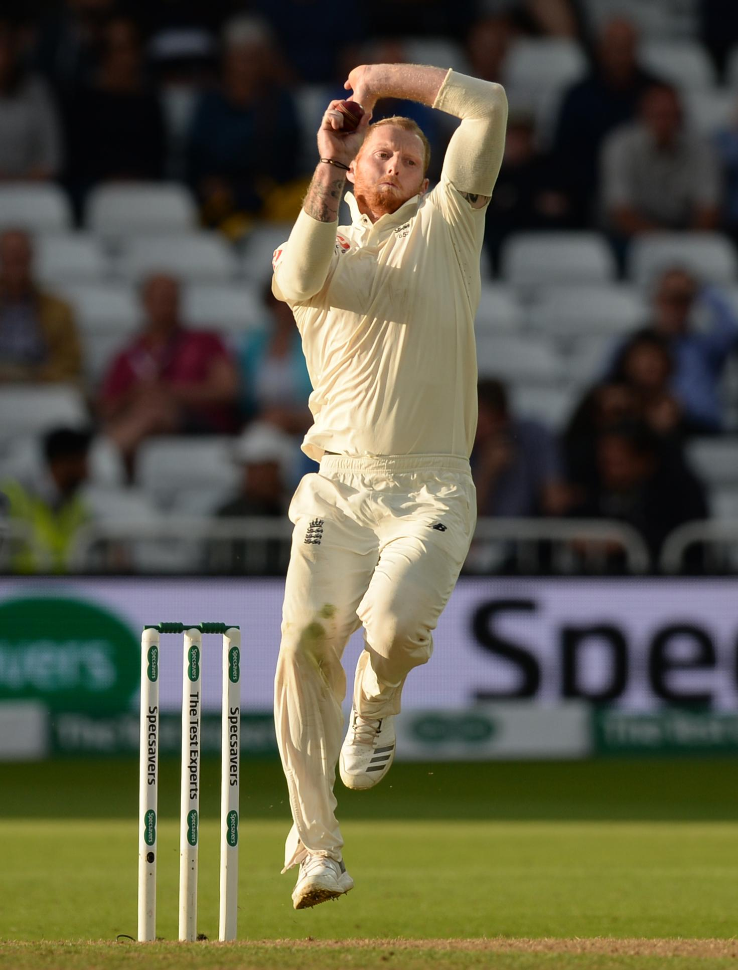 England bowled in the morning and evening sessions either side of their batting nightmare
