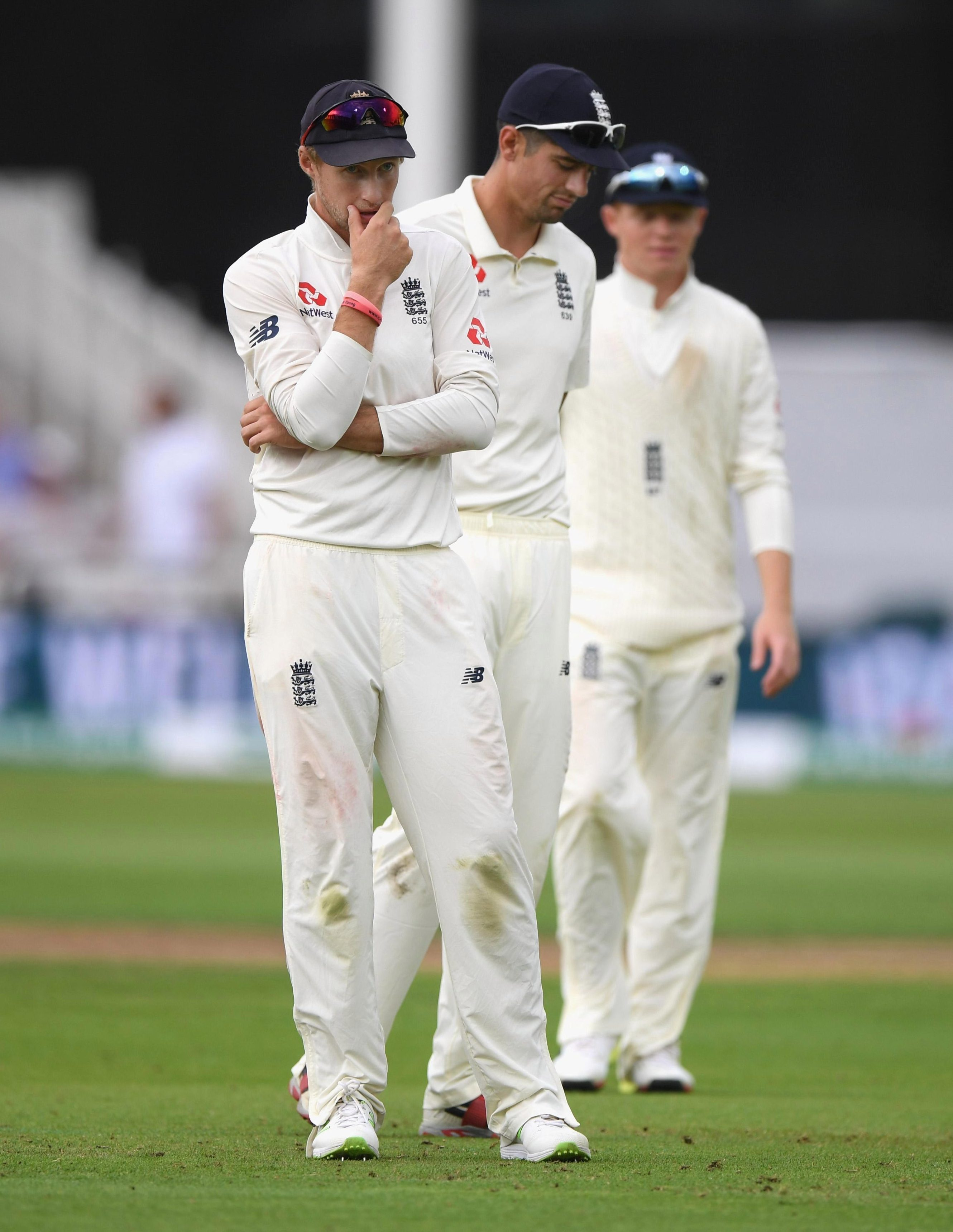 England skipper Joe Root his seen his side suffer an awful three days