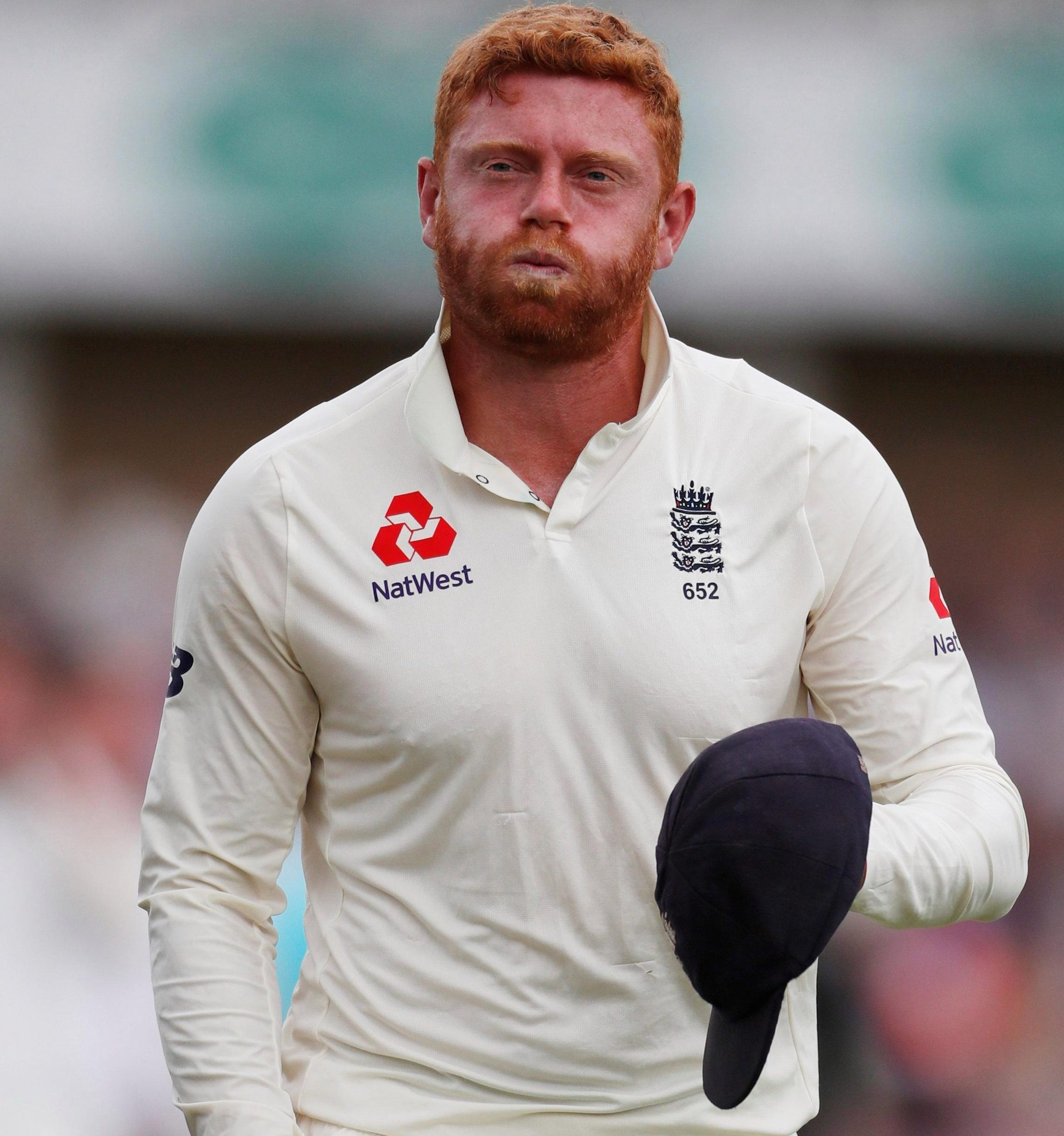 Jonny Bairstow is a doubt for the Fourth test after breaking a finger