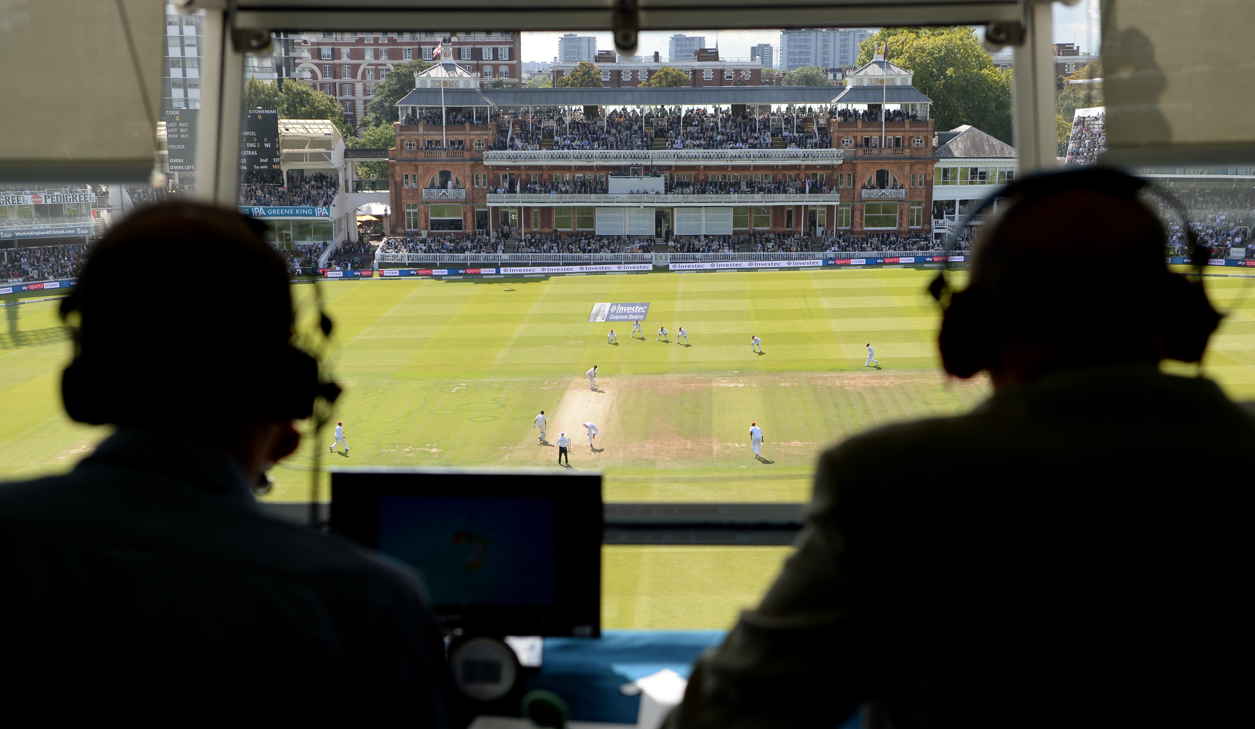England's victory against India in the second Test was even out-shadowed by one reader's letter sent in to Test Match Special