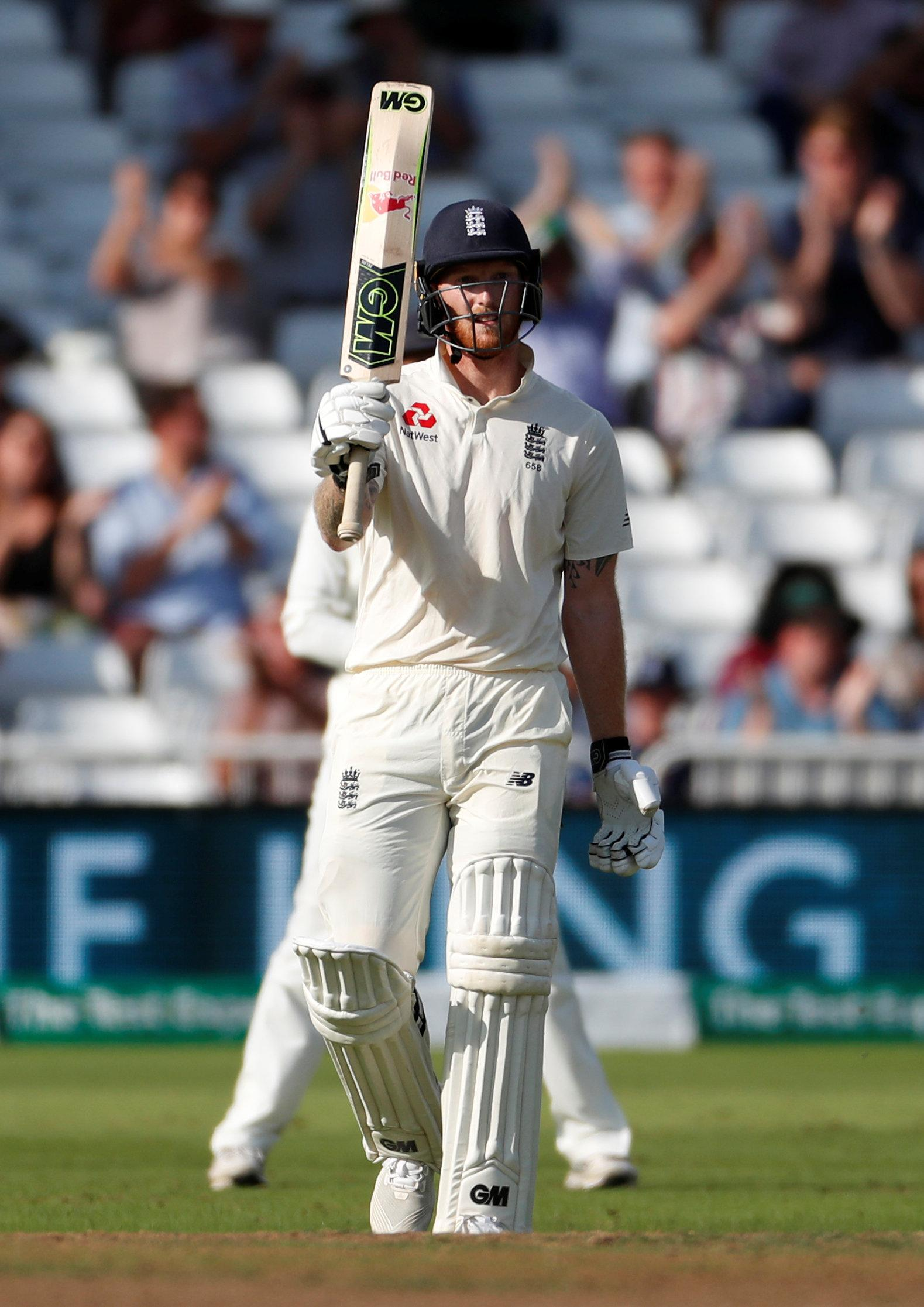 Ben Stokes proved he is far more than just a slogger with a superb innings