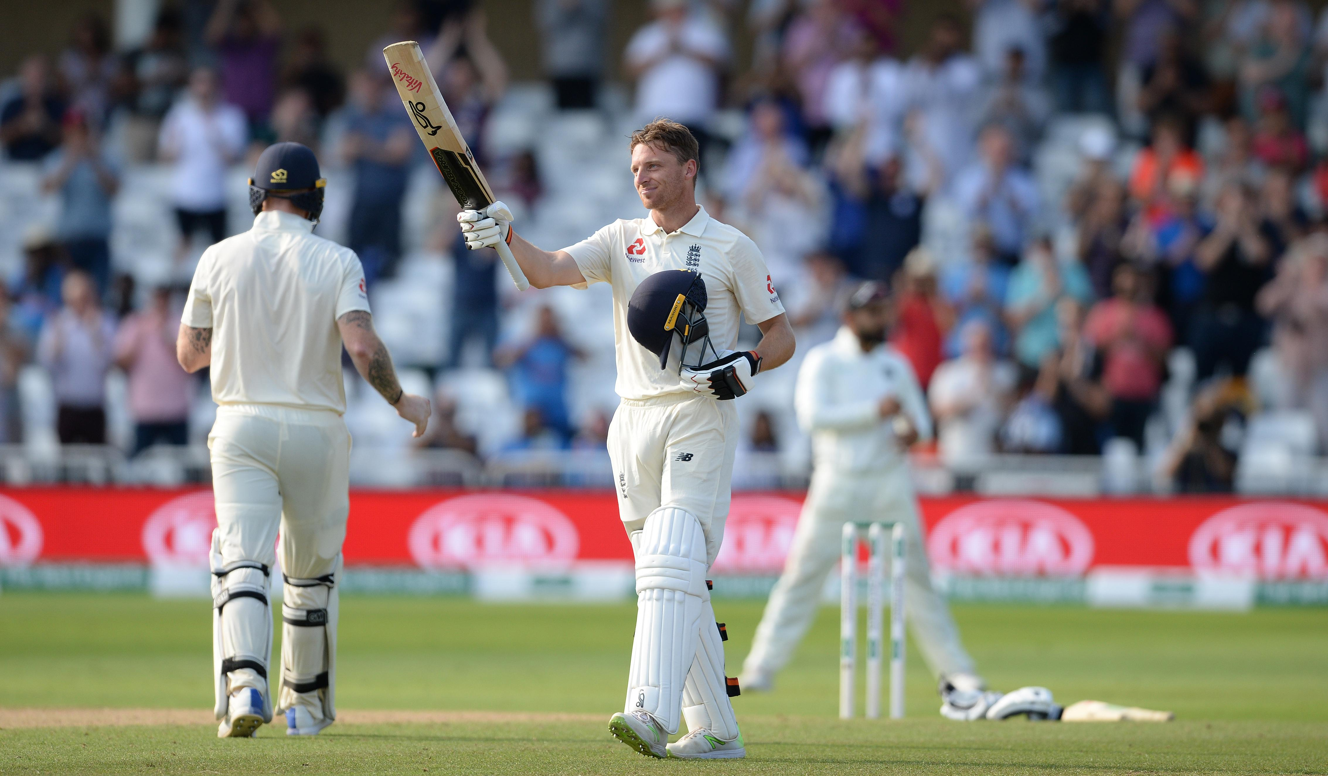 Jos Buttler had spent 18 months on the sidelines of the Test team before his recall