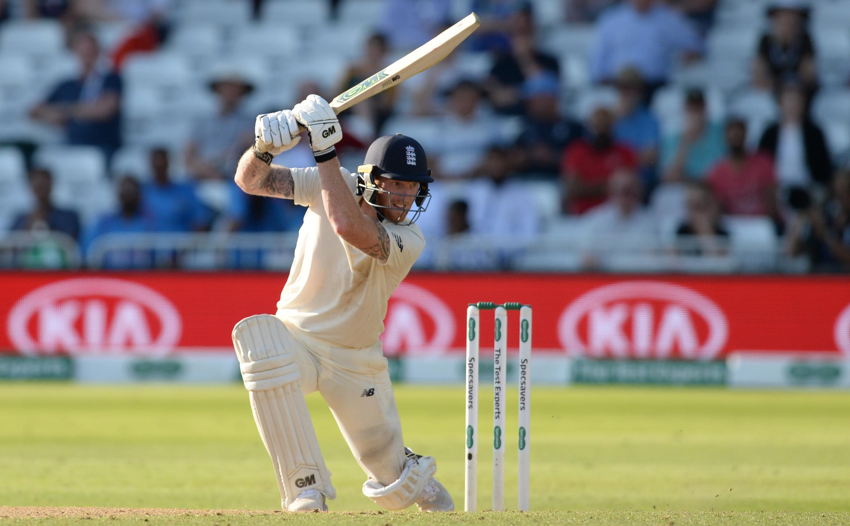 The all-rounder played well in the Third Test despite England's struggles