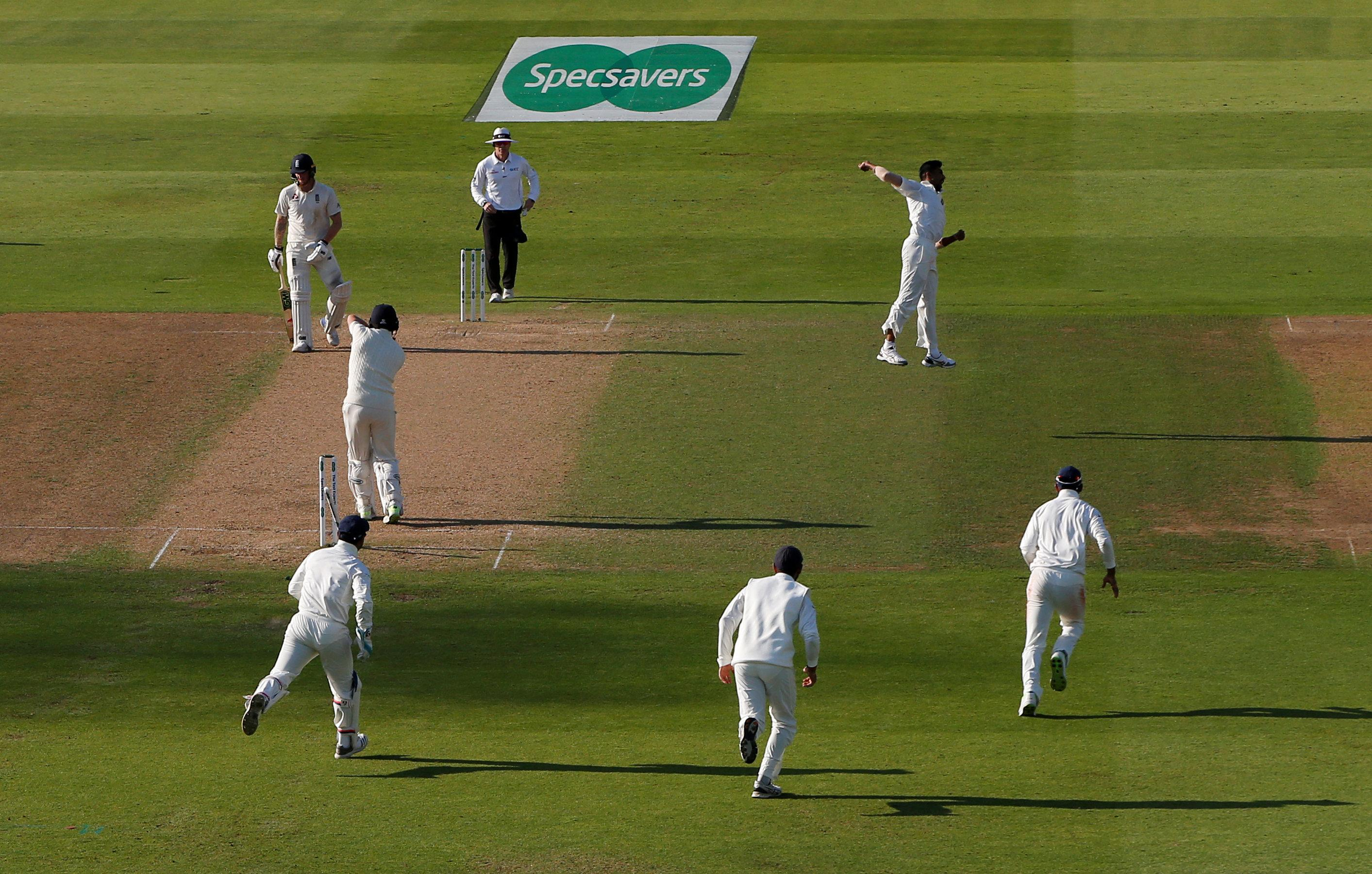 India had an evening session to remember at Trent Bridge