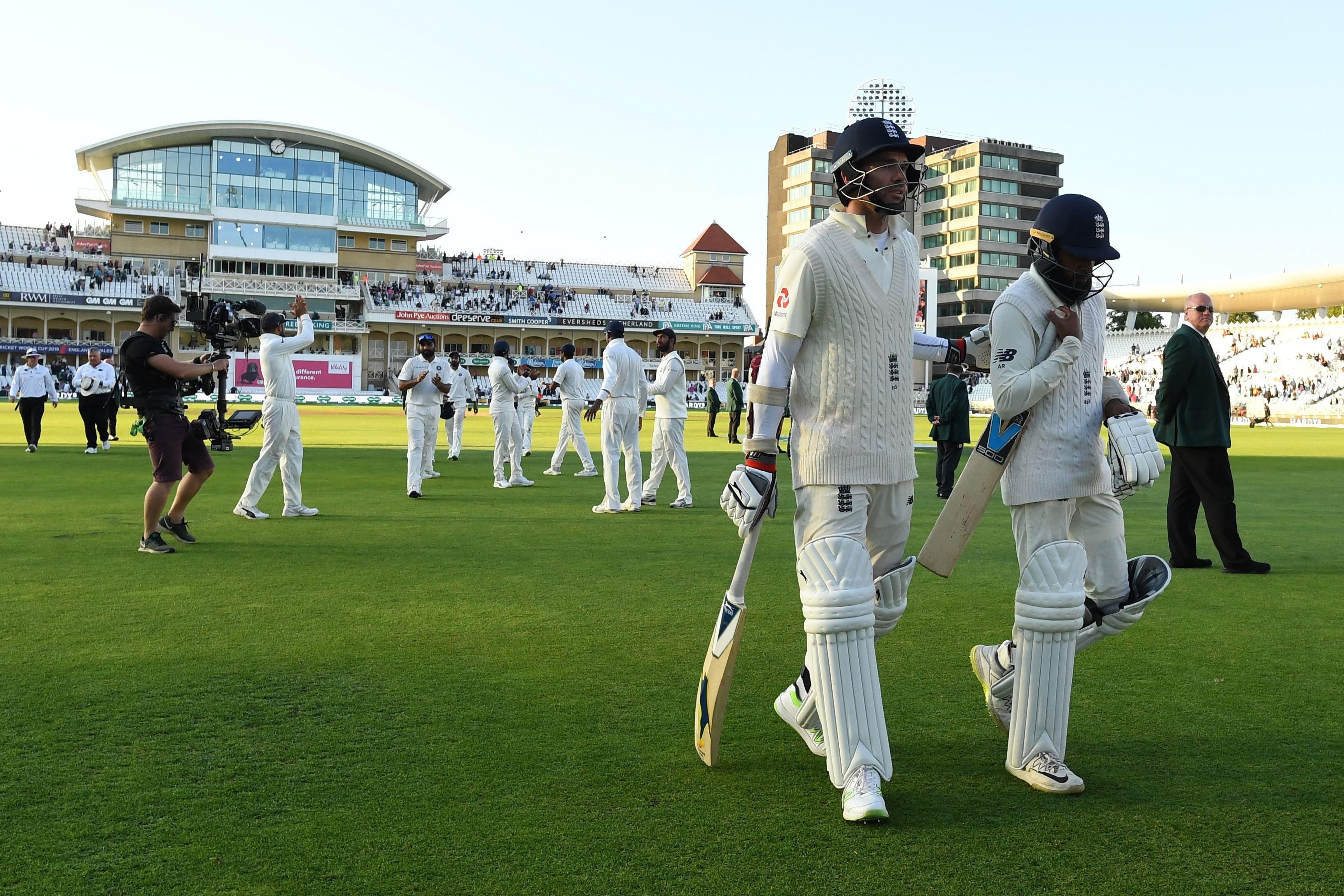James Anderson and Adil Rashid forced a day five, but fans may not get a refund