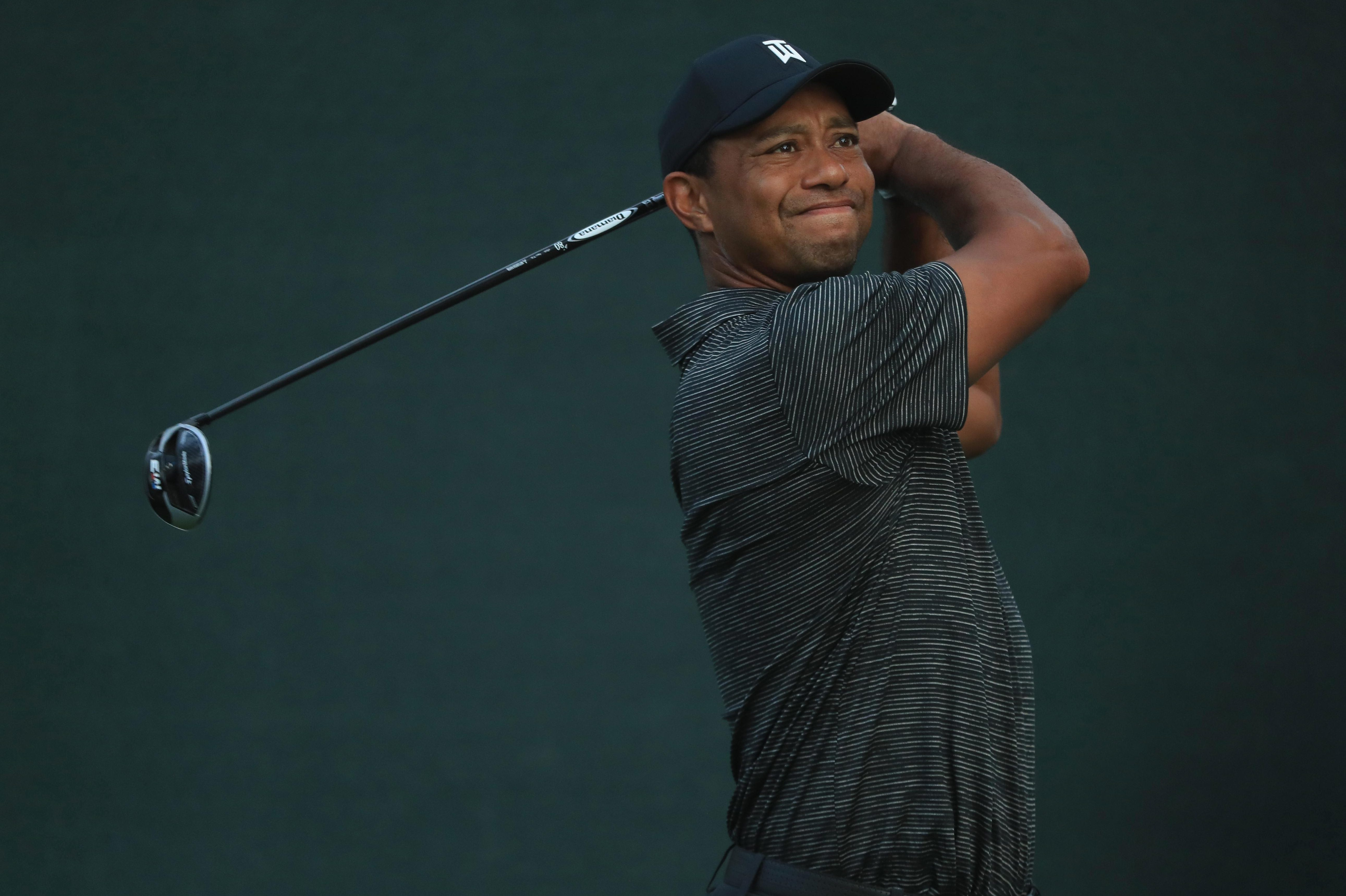 Tiger Woods is back on form and pushing for Major titles again
