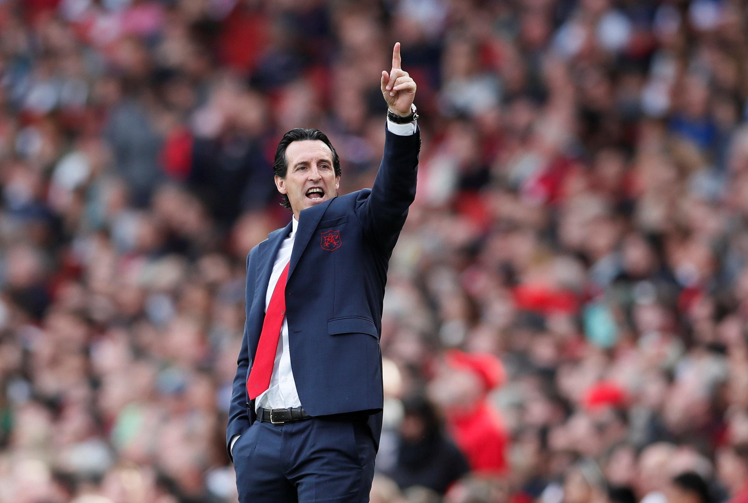Emery has revealed the importance the substitutions made in the clash against the Hammers