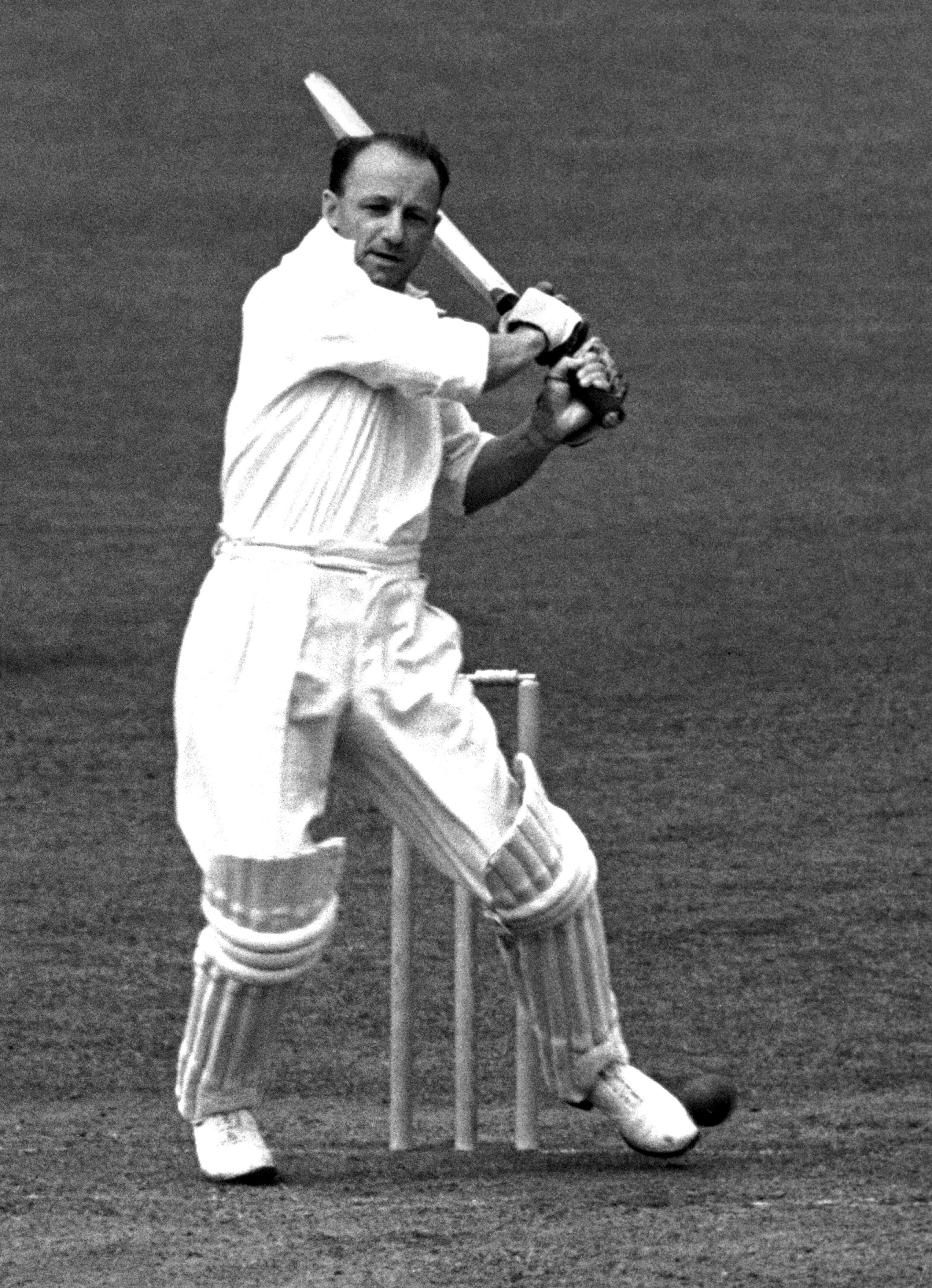 Donald Bradman retired from Test cricket with a batting average of 99.94