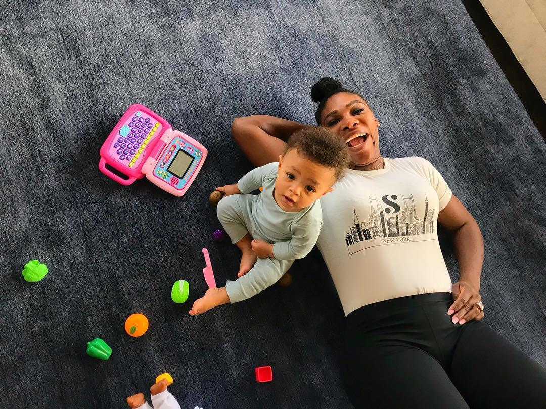 Serena Williams spoke last year how her Jehovah's Witness beliefs are important but that she had 'never really practiced'