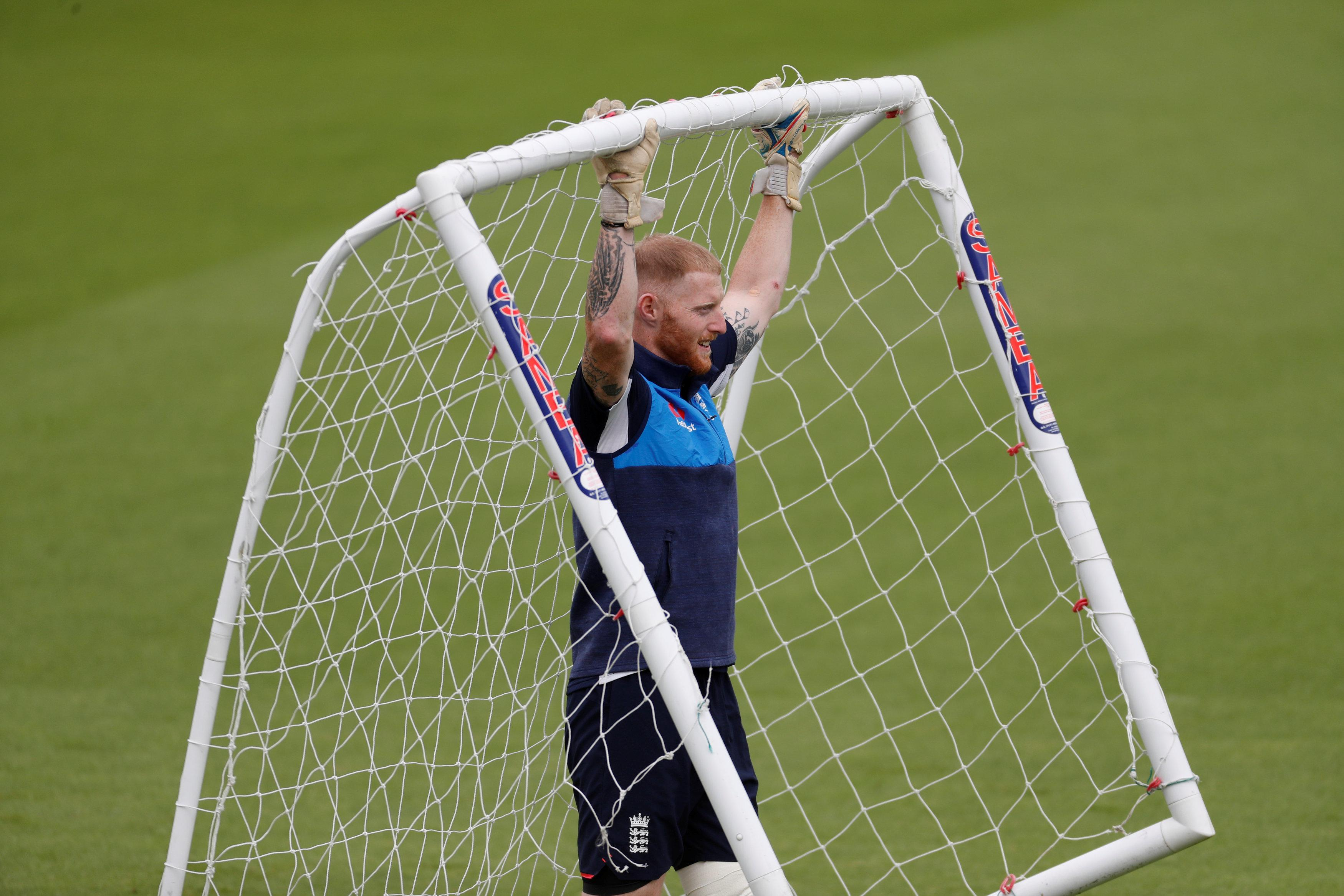 Like Bairstow, Ben Stokes is set to be passed fit to play in Southampton