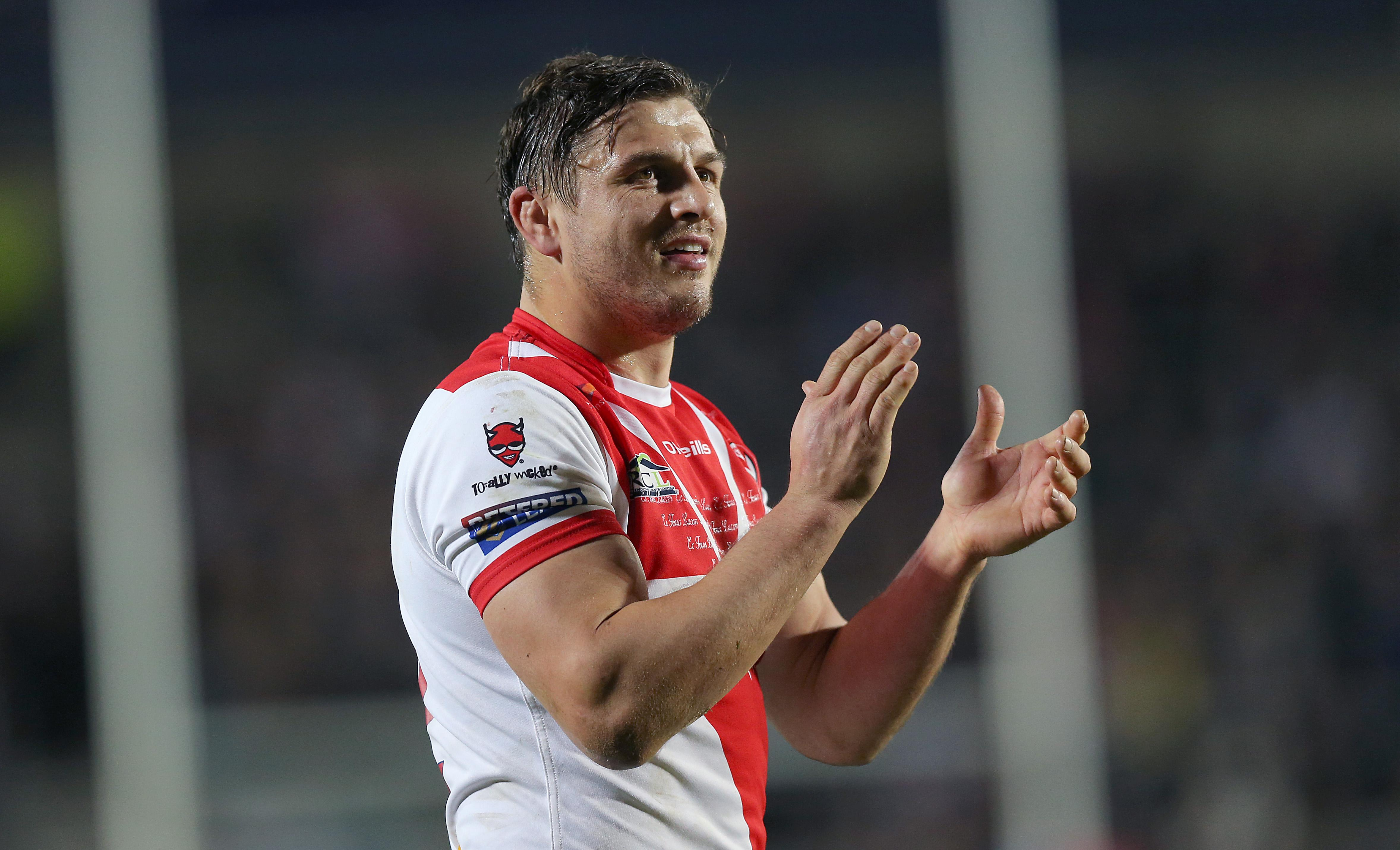 Jon Wilkin will leave St Helens at the end of the season after 16 years