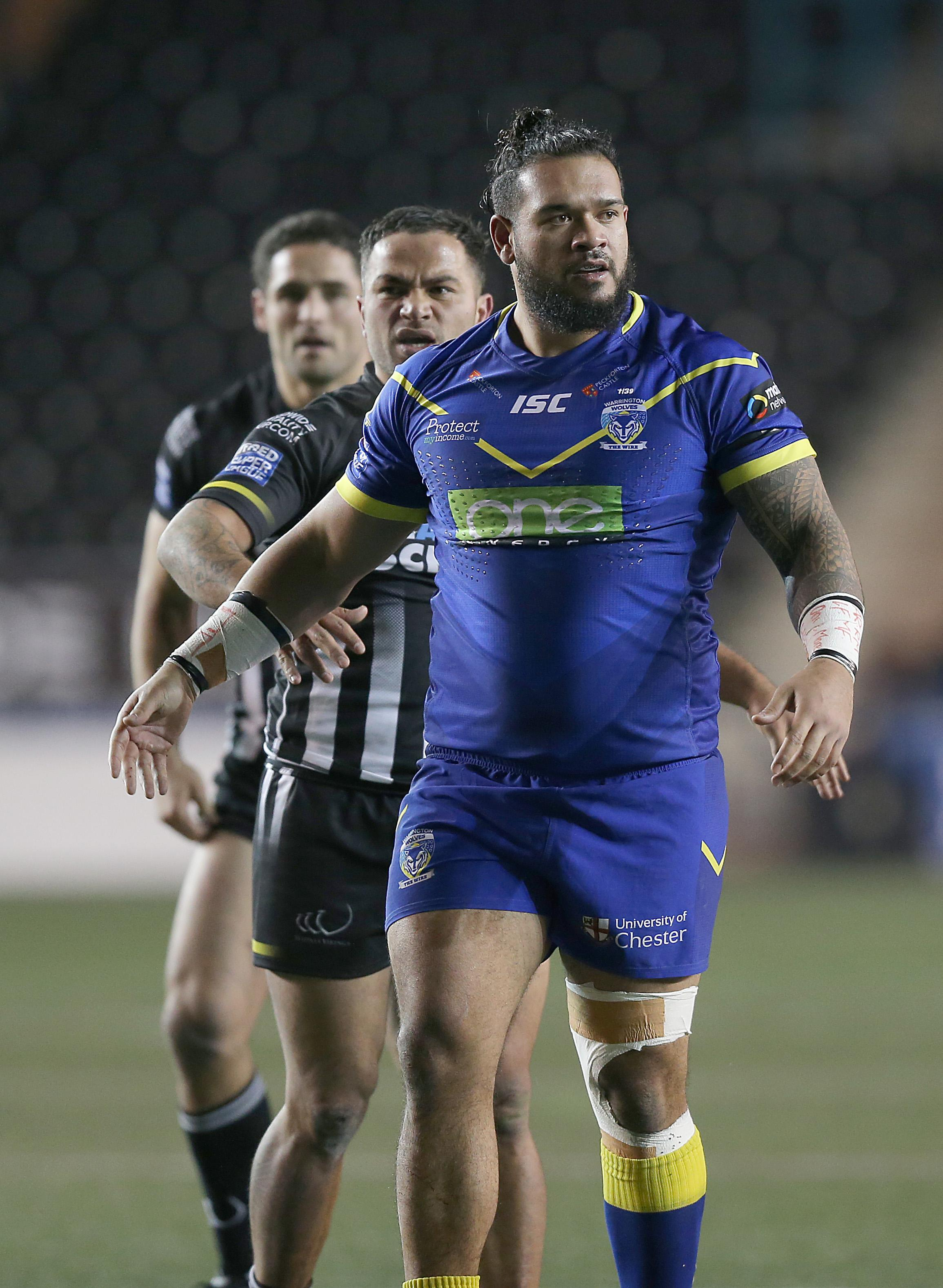 Warrington ace Ben Murdoch-Masila says Wembley could play host to a prayer circle after the Challenge Cup final