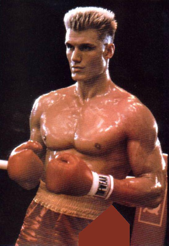 Ivan Drago summoned his best in Rocky IV - Conor McGregor is hoping he can do the same