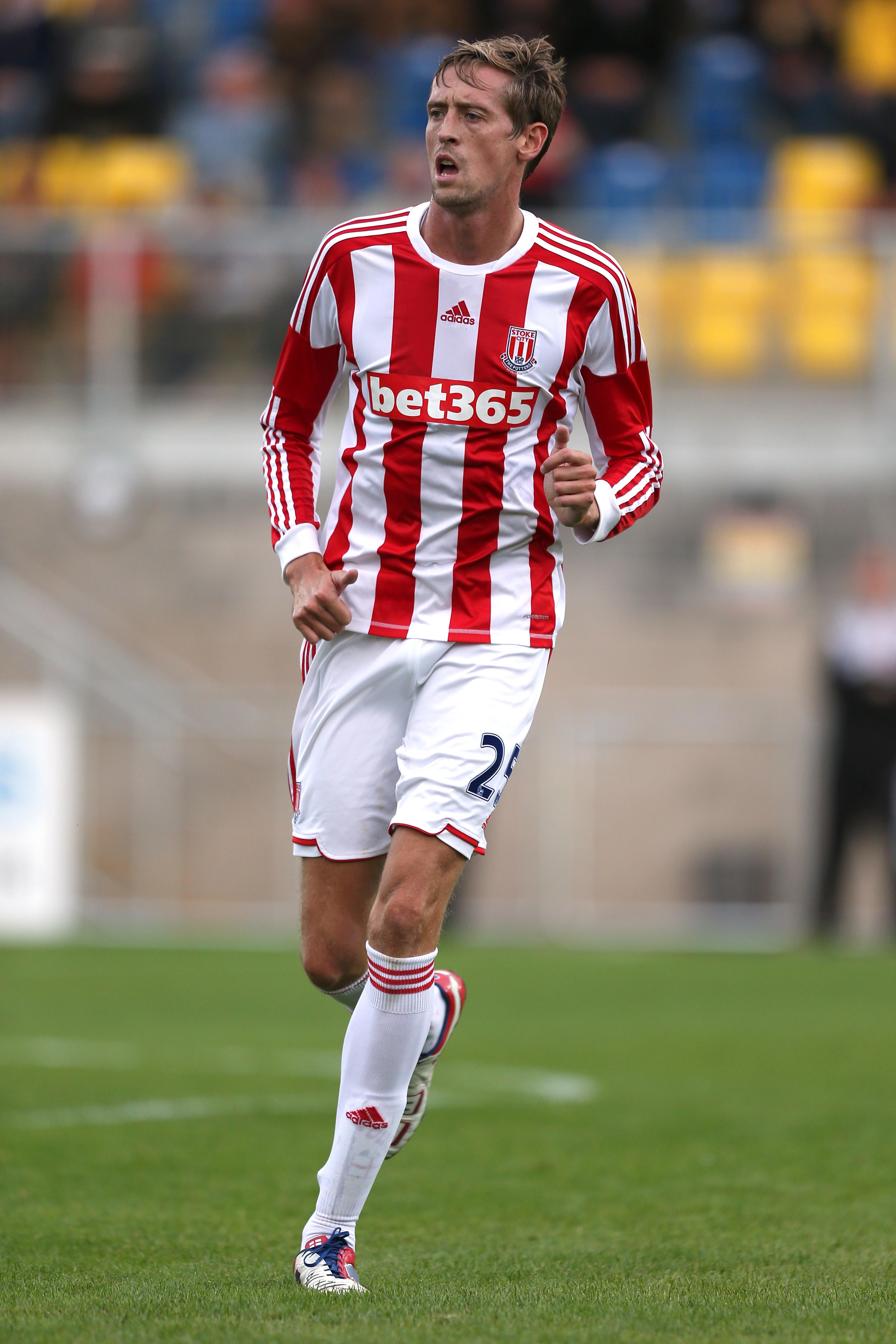 Practical jokes at Stoke City sometimes got out of hand, Crouch reveals