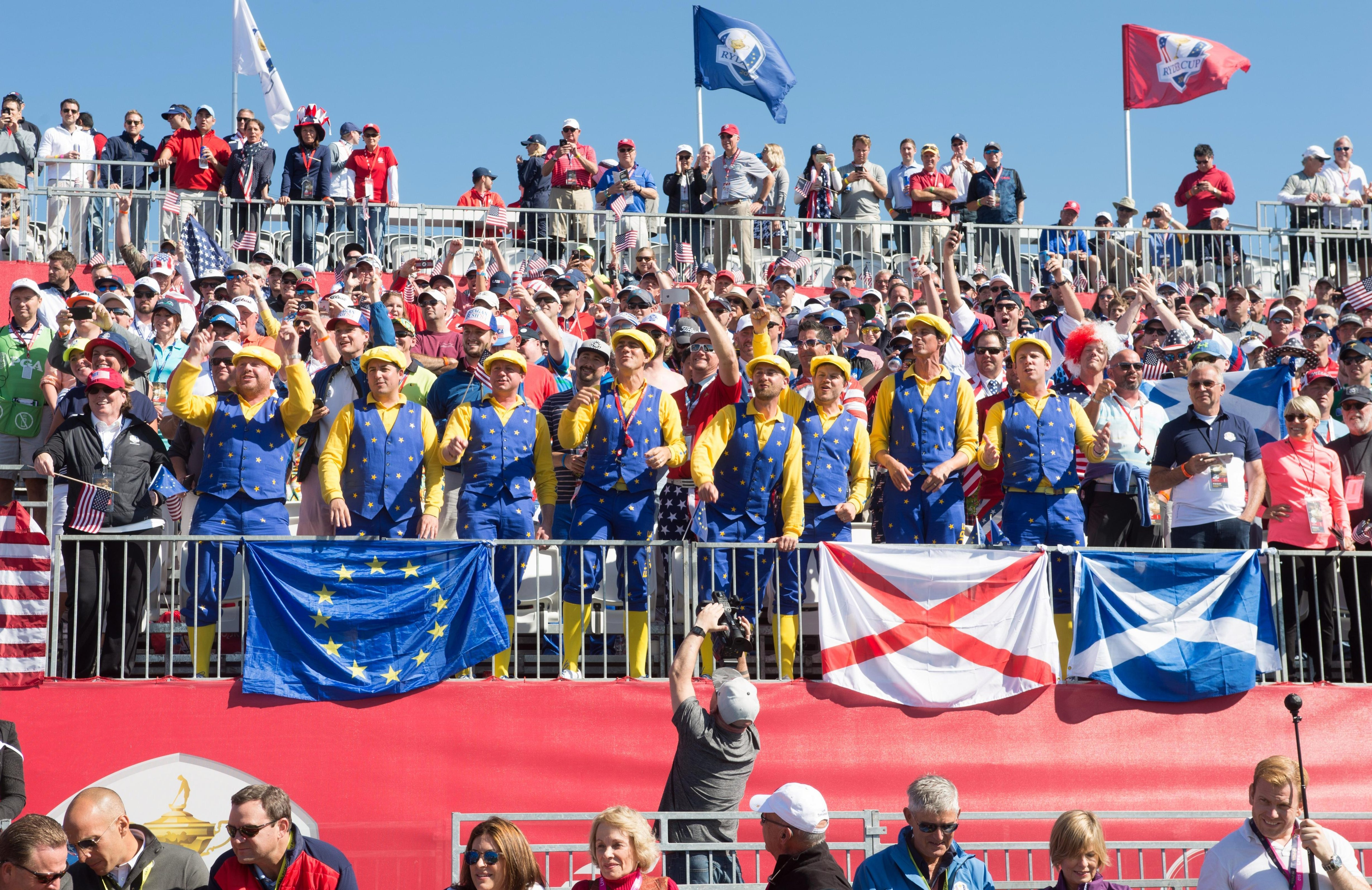 The Ryder Cup is nearly here
