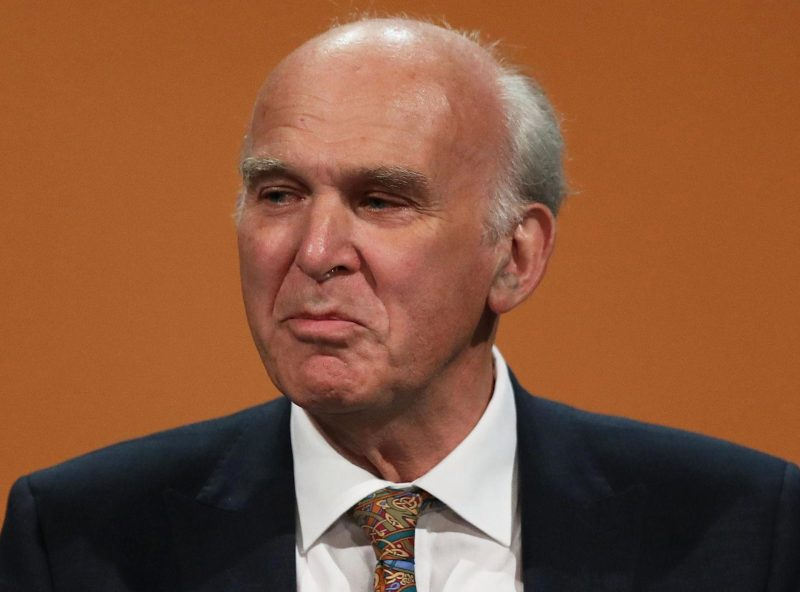 The Lib Dems won't fool anyone with the 'rebranding' Vince Cable fancies