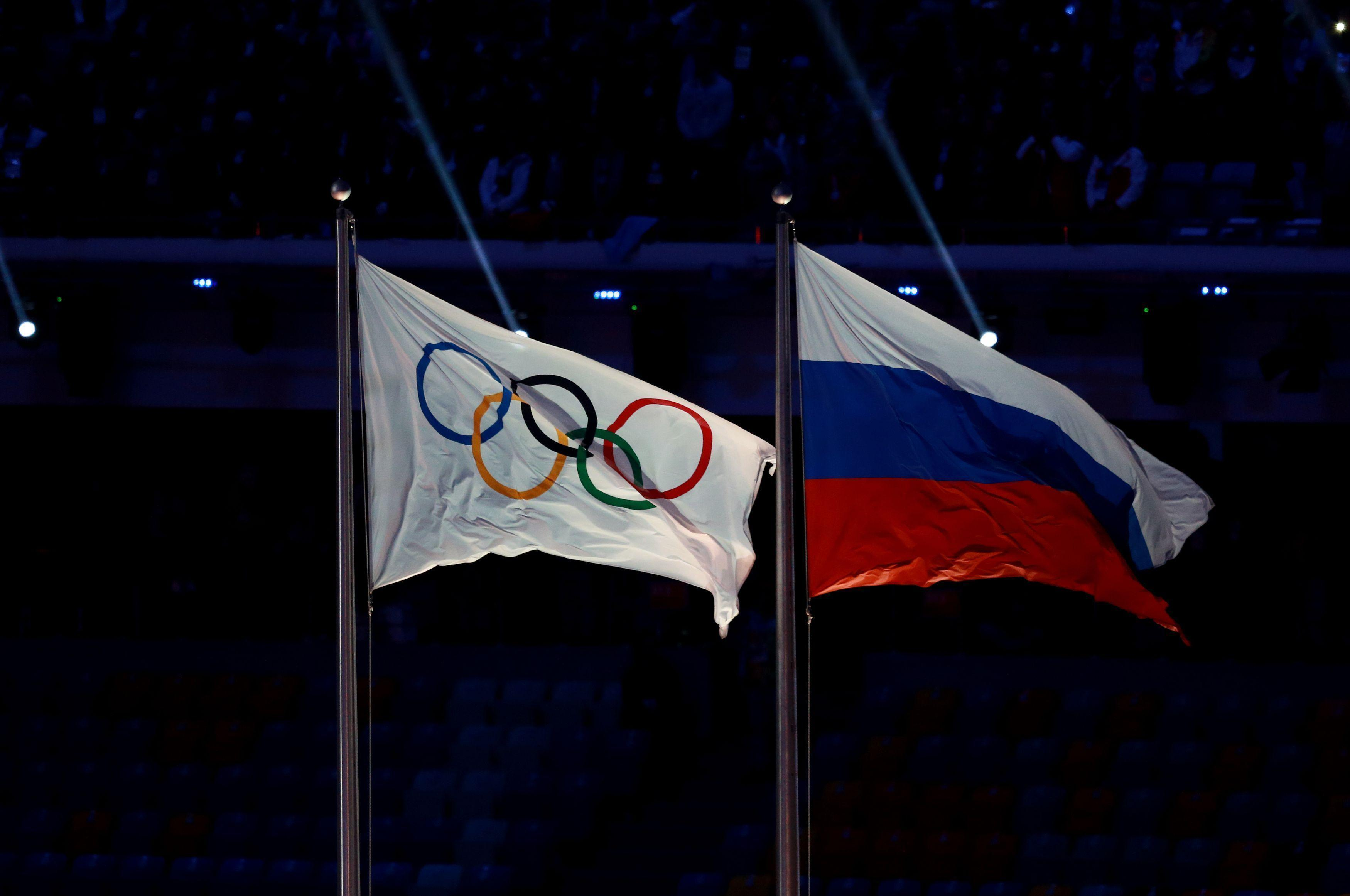 Russia competed in the Winter Olympics earlier this year, but can now compete fully at all events