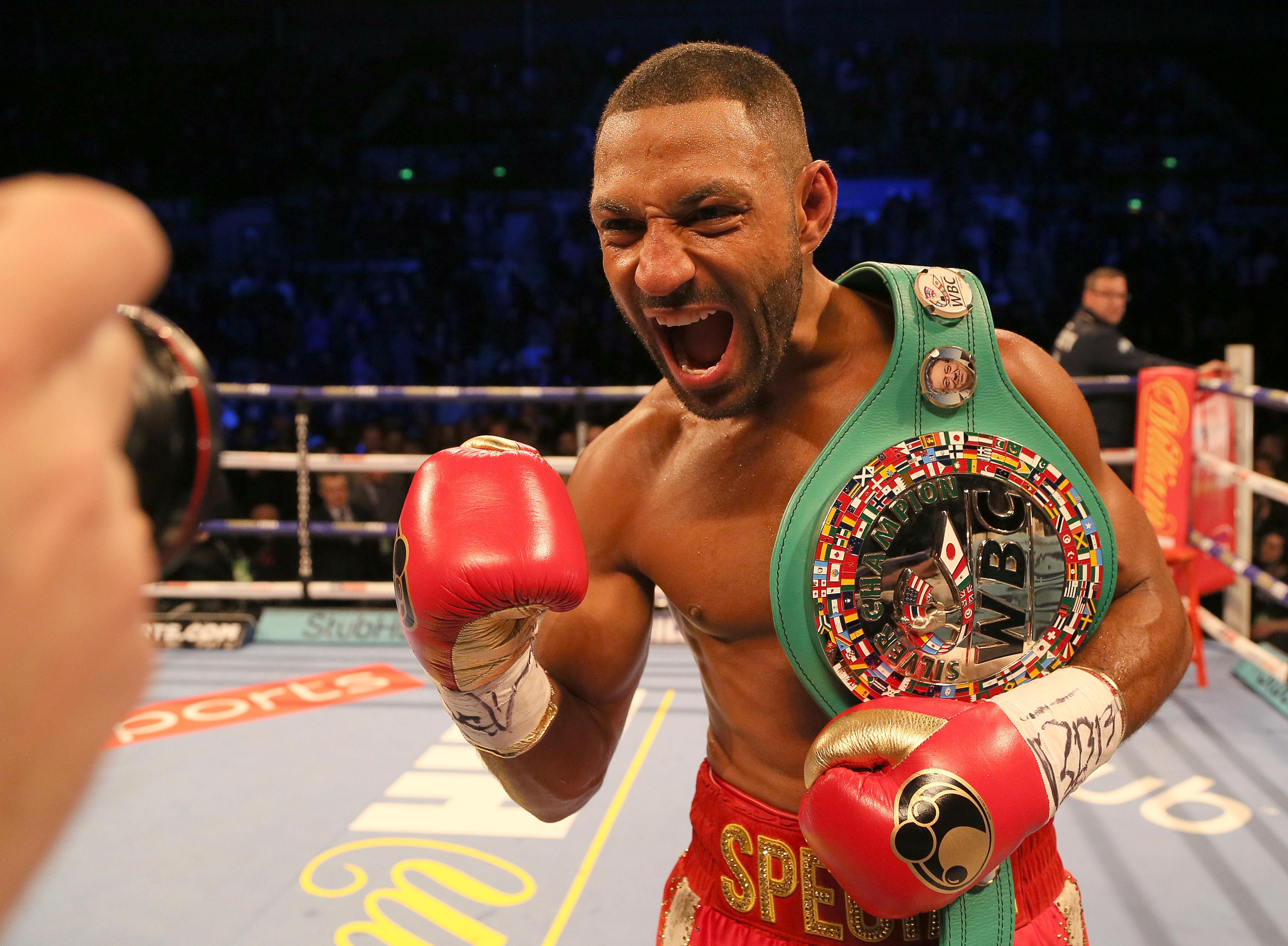 Kell Brook is ready to drop half a stone to set up his dream bout