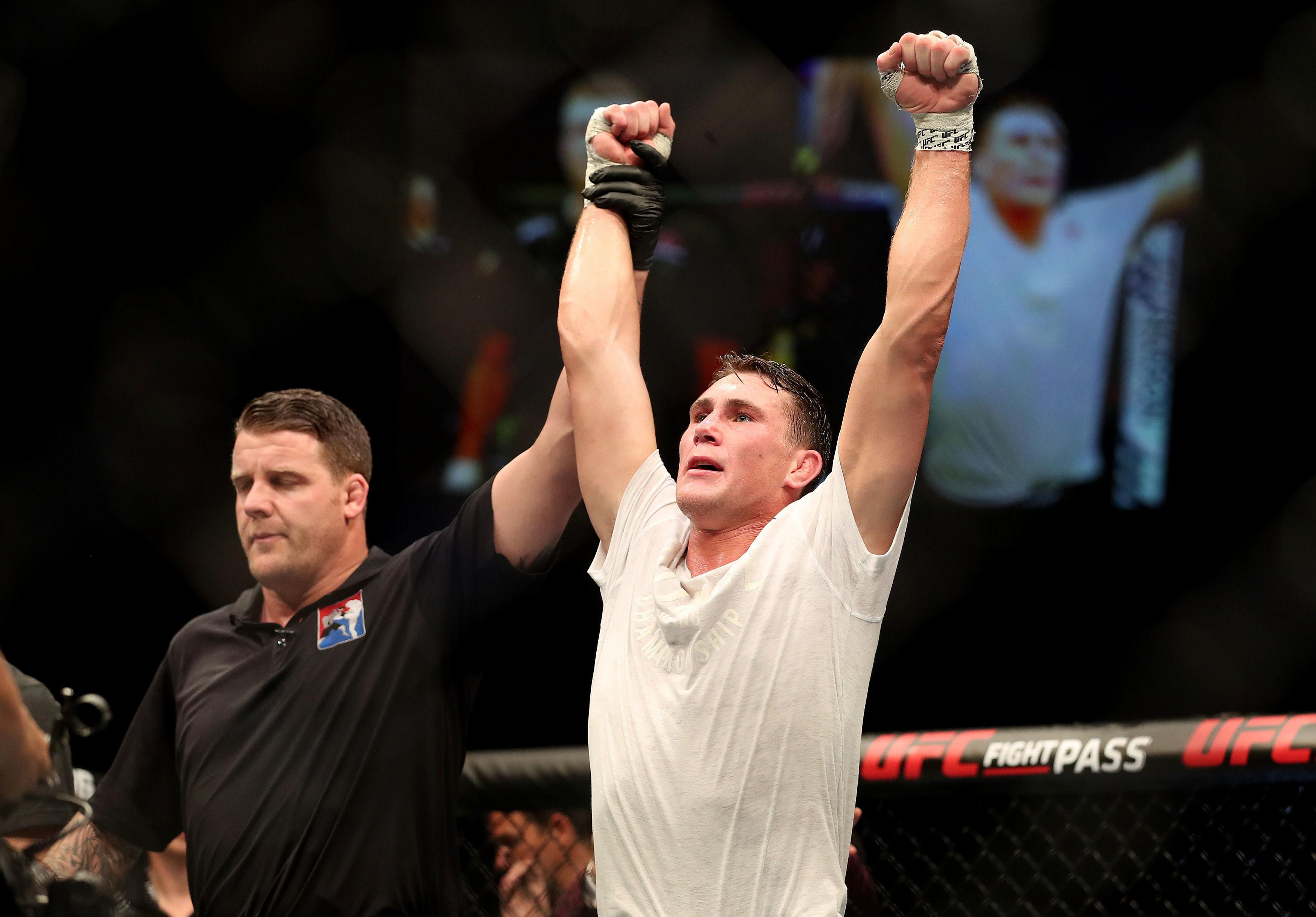Darren Till is looking to win his first UFC title in just his seventh fight for the organisation