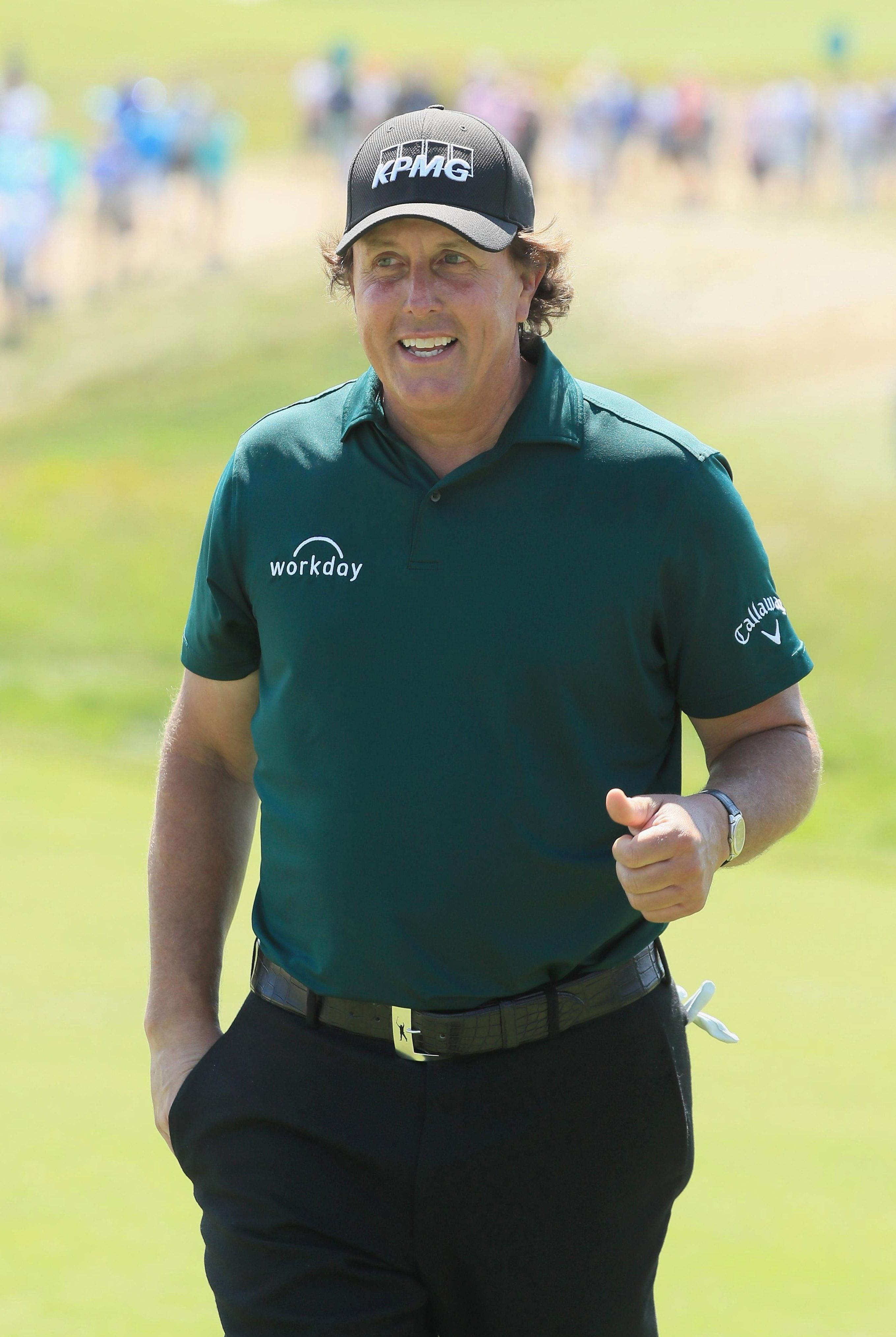 Phil Mickelson has played every Ryder Cup since 1995