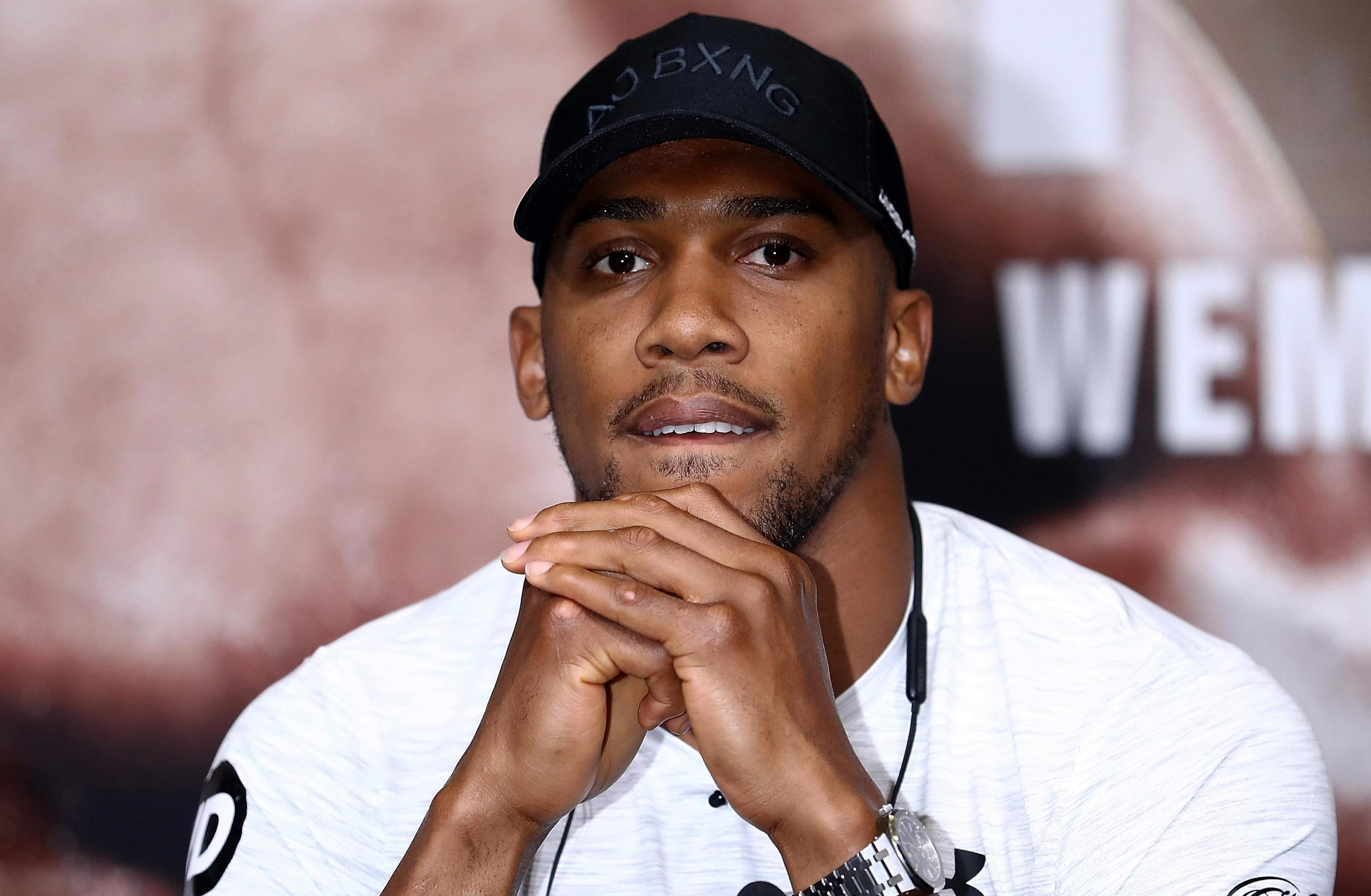 AJ has his eyes on Wilder even if he loses to his British rival Fury