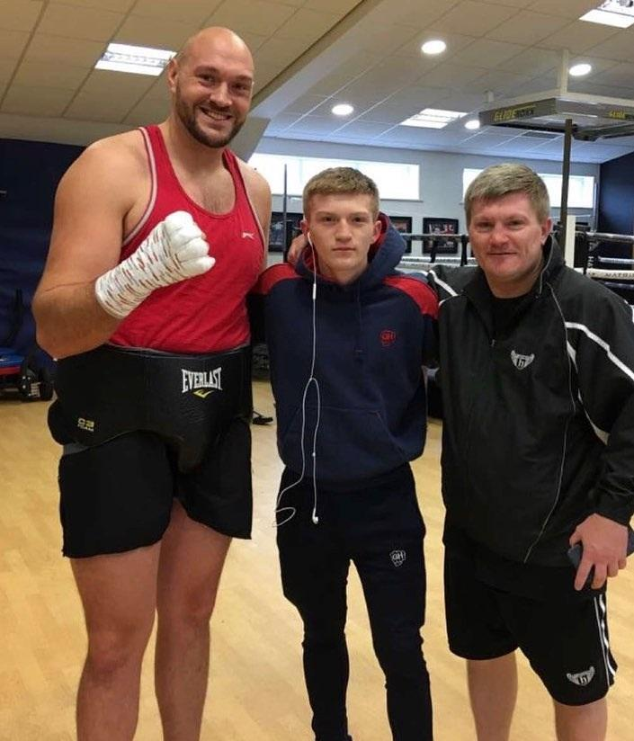 Hatton is concerned about Fury's future after boxing