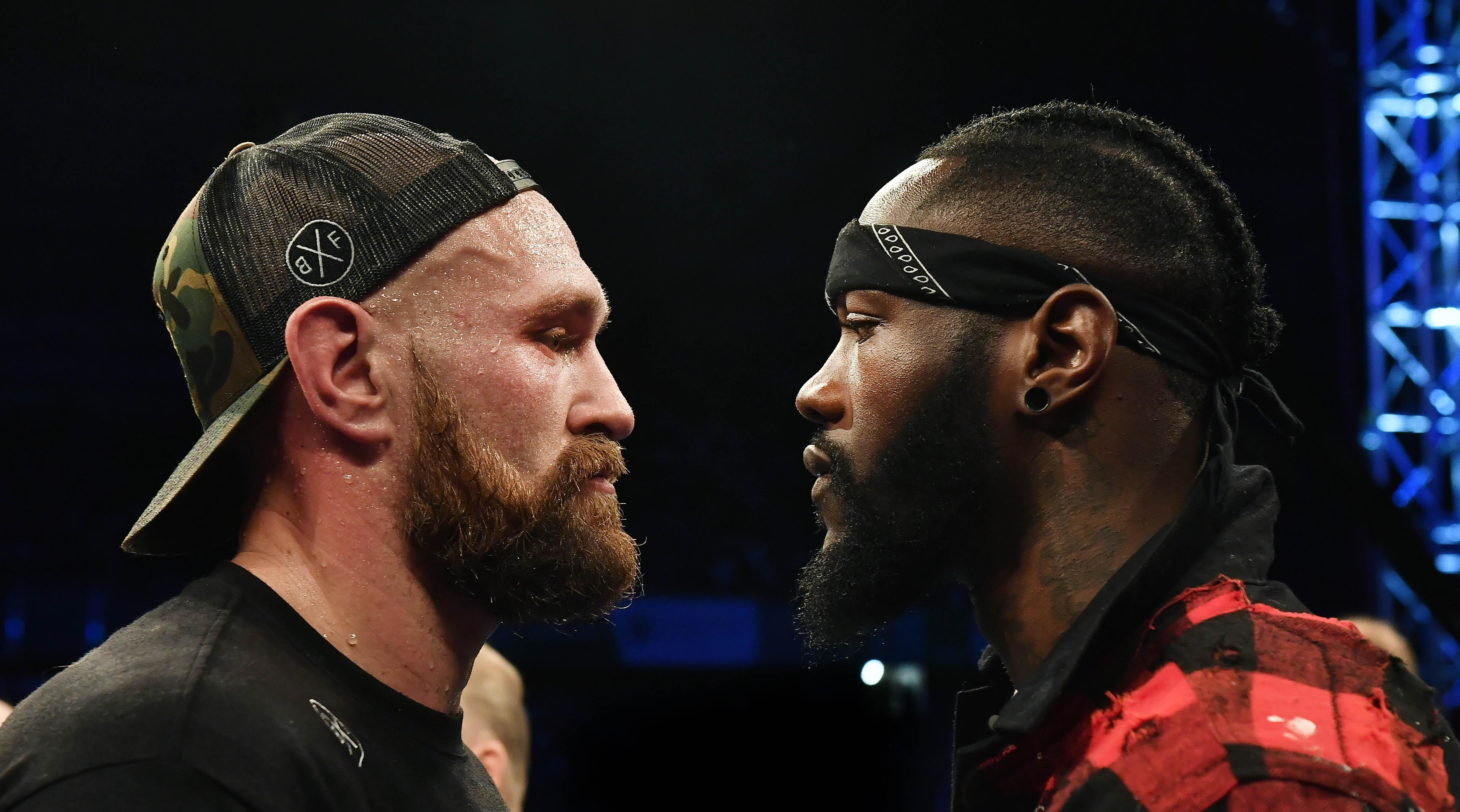Tyson Fury will fight Deontay Wilder on December 1