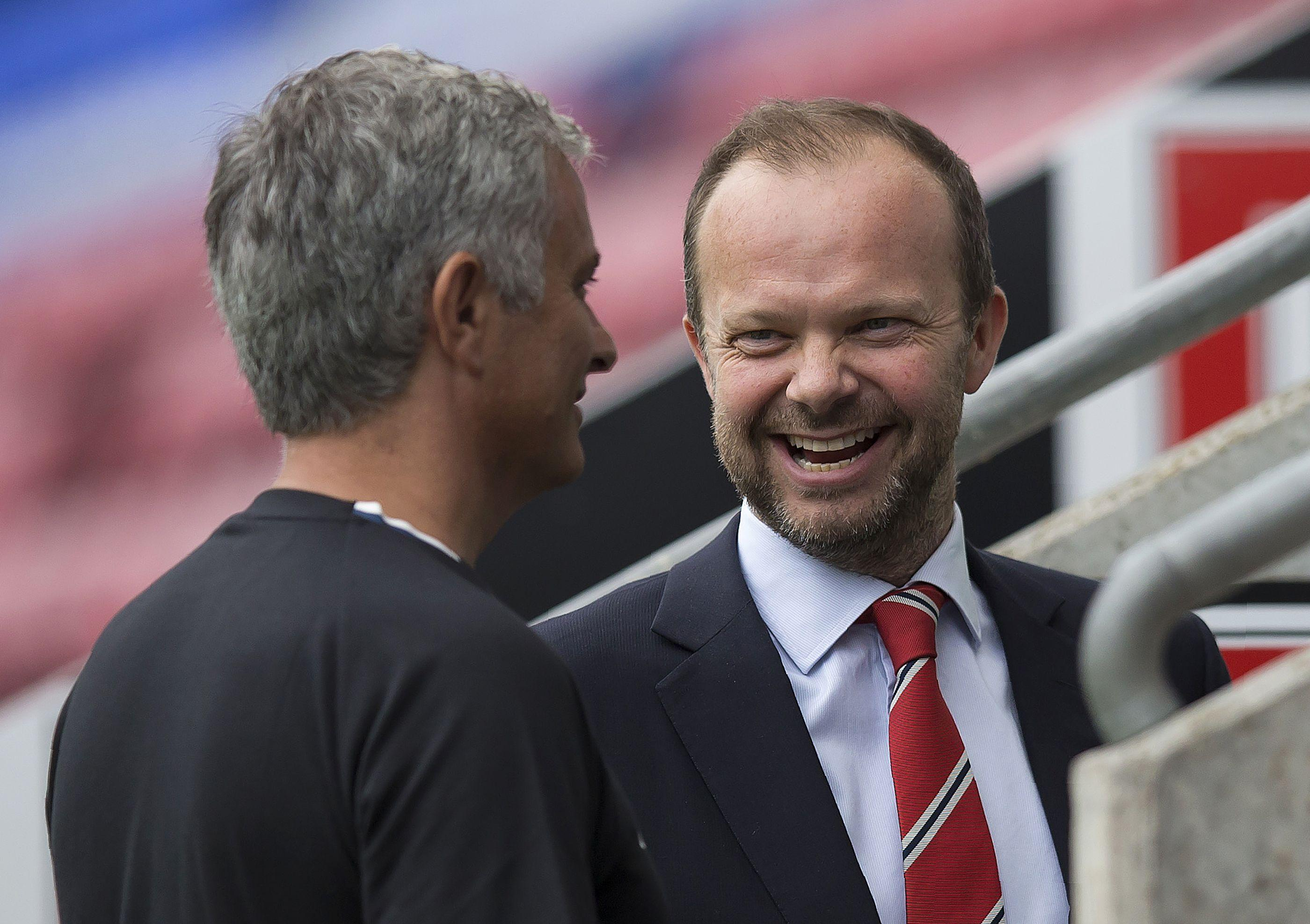 The relationship between Woodward and Mourinho has been heavily scrutinised over recent weeks