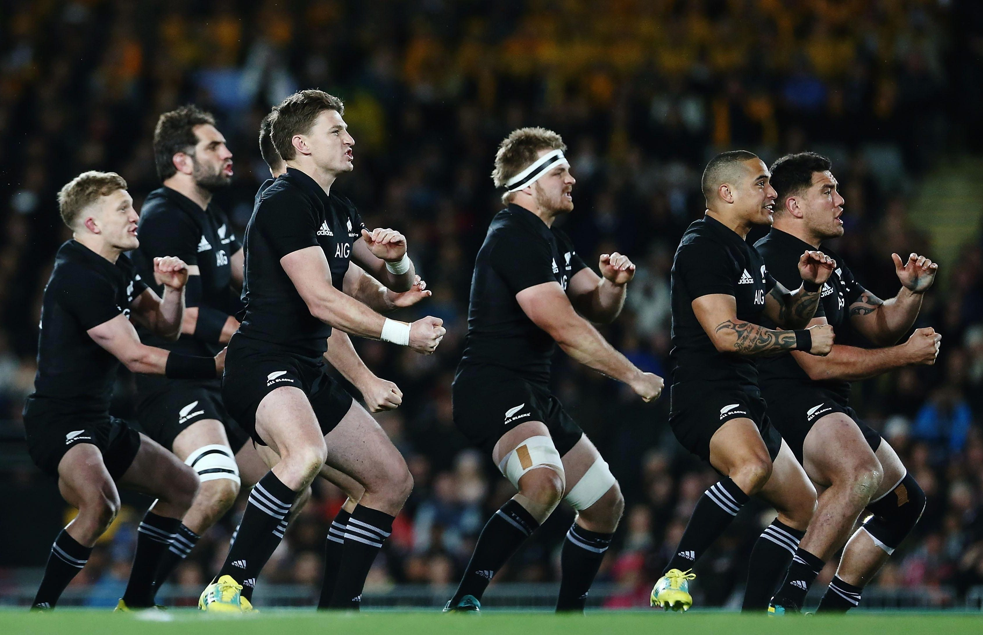 The All Blacks are looking to continue their one hundred per cent start in the Rugby Championship