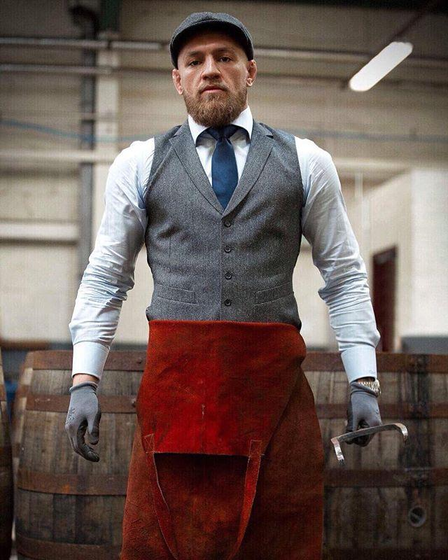 Conor McGregor named his whiskey brand after his UFC nickname