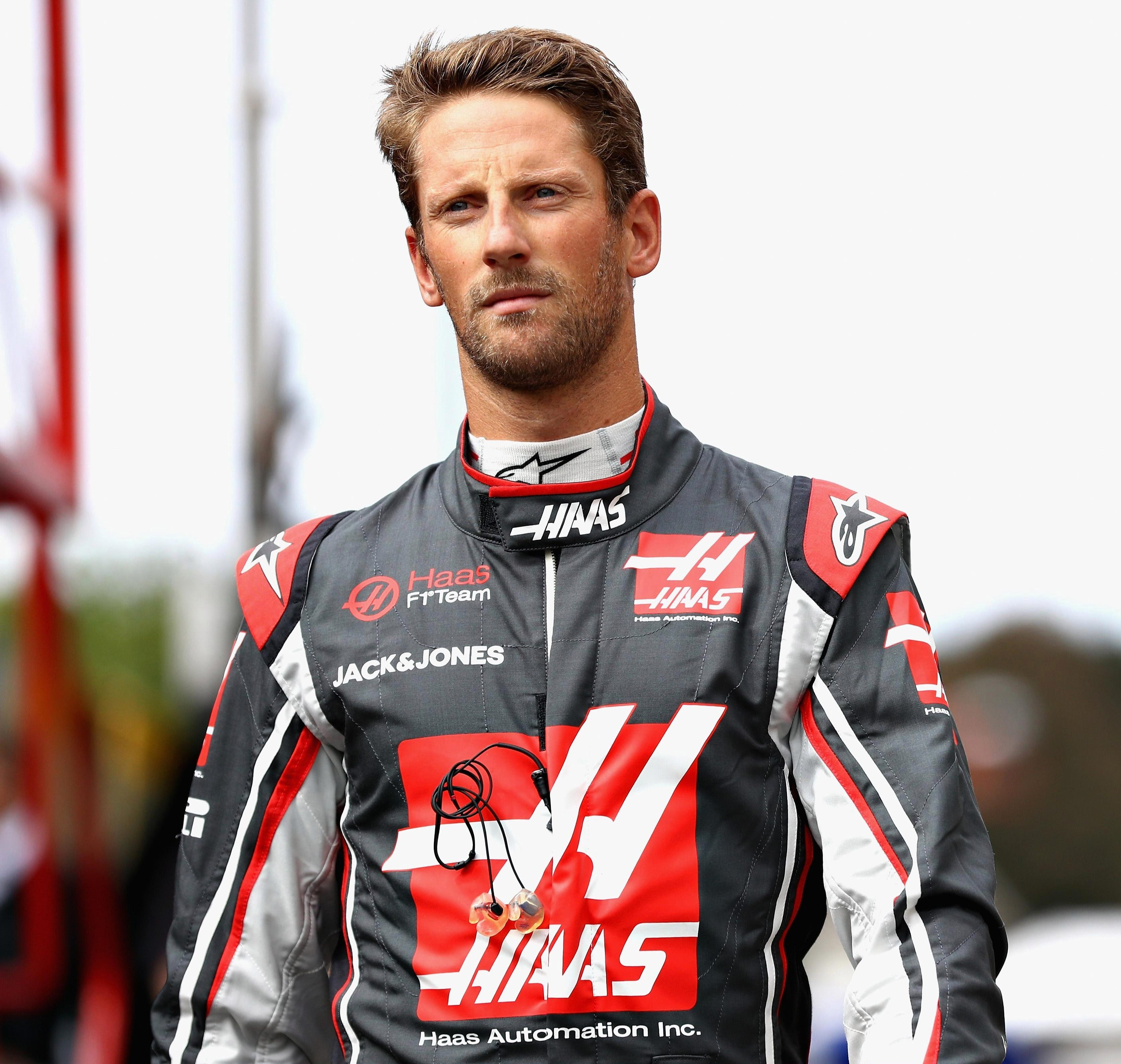 Romain Grosjean's Haas has been disqualified from the Italian Grand Prix