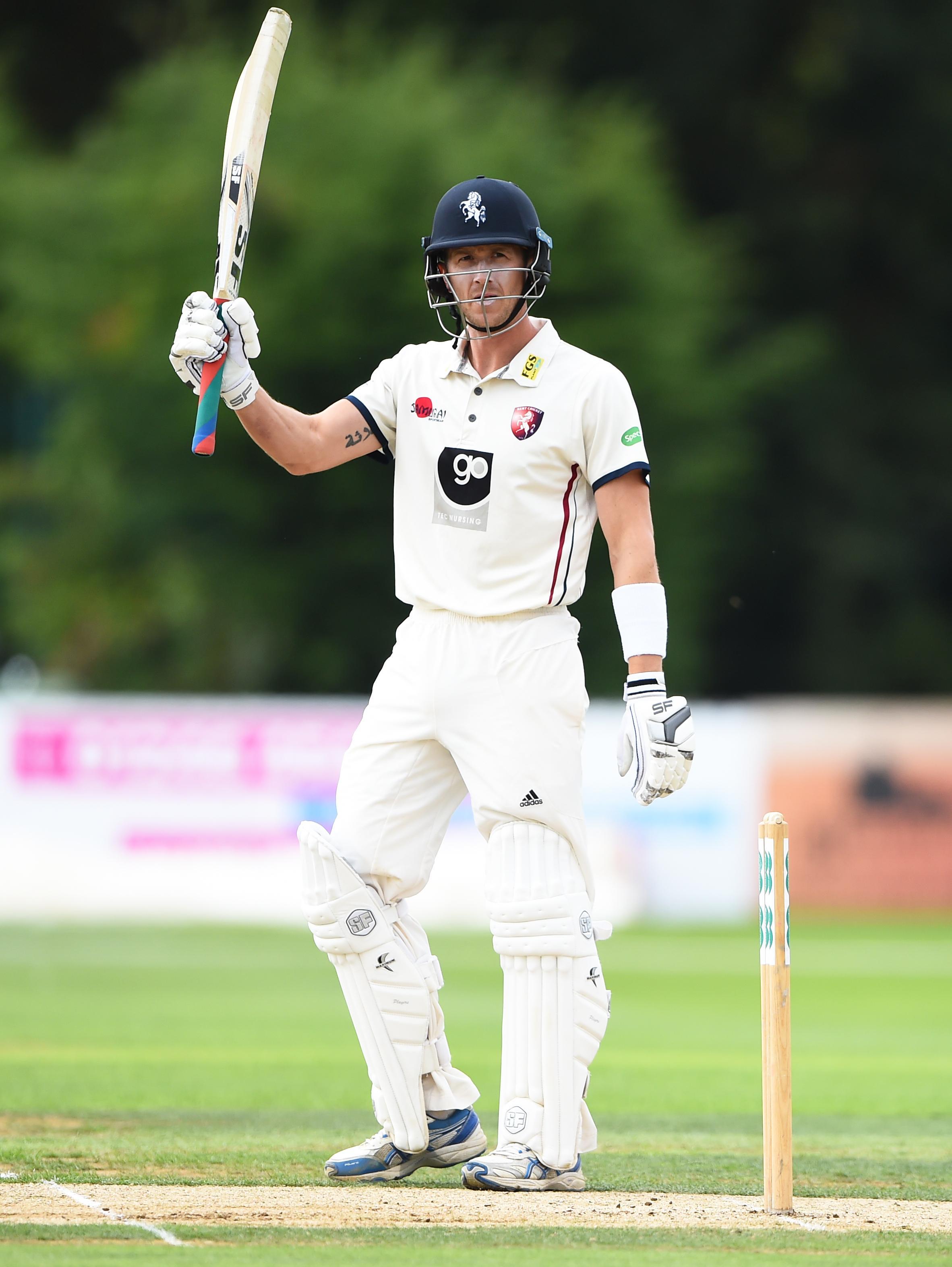 Joe Denly has been called up by England and could bat at No2 or No3