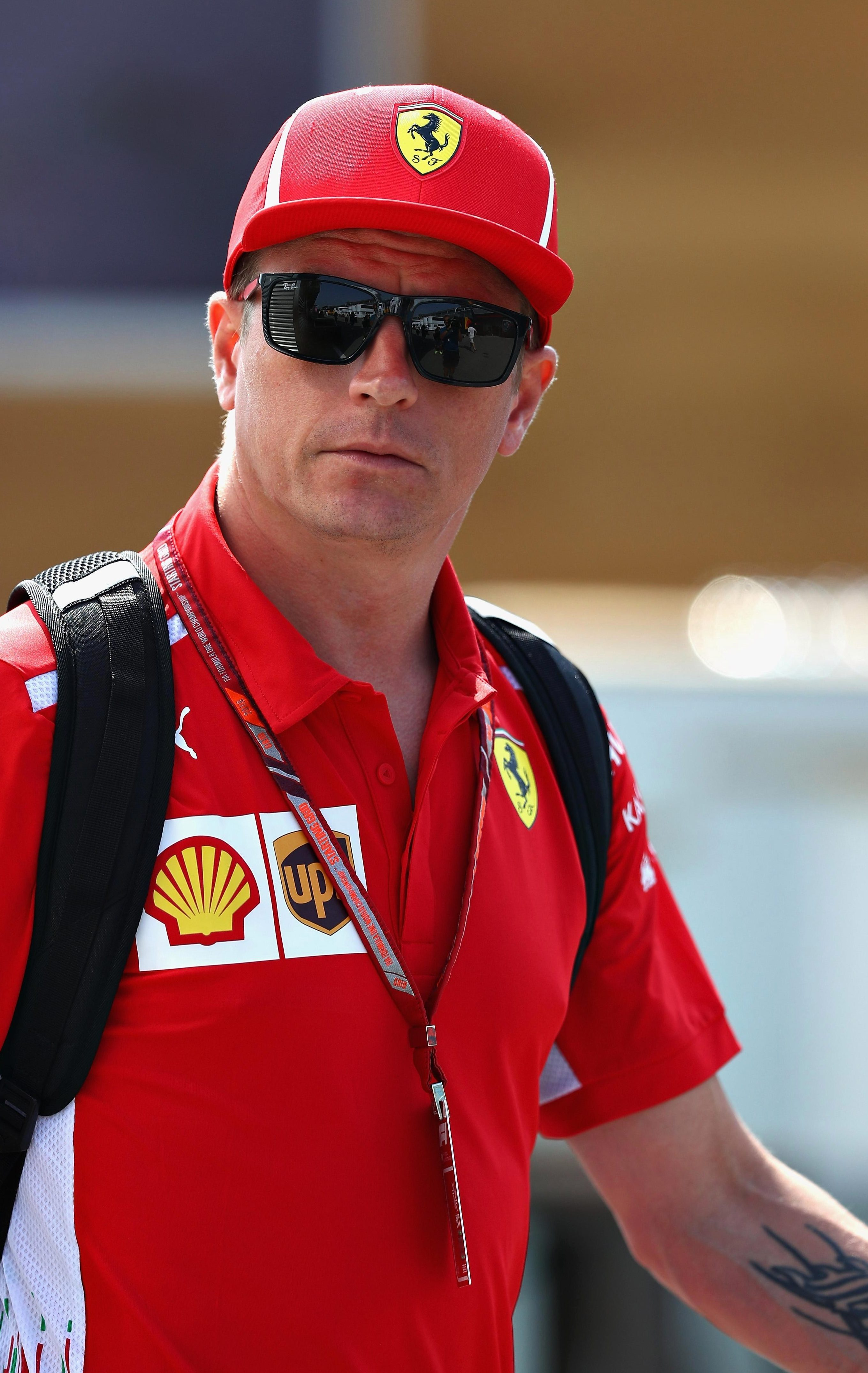 Raikkonen will be 41-years-old when his new deal with Sauber expires