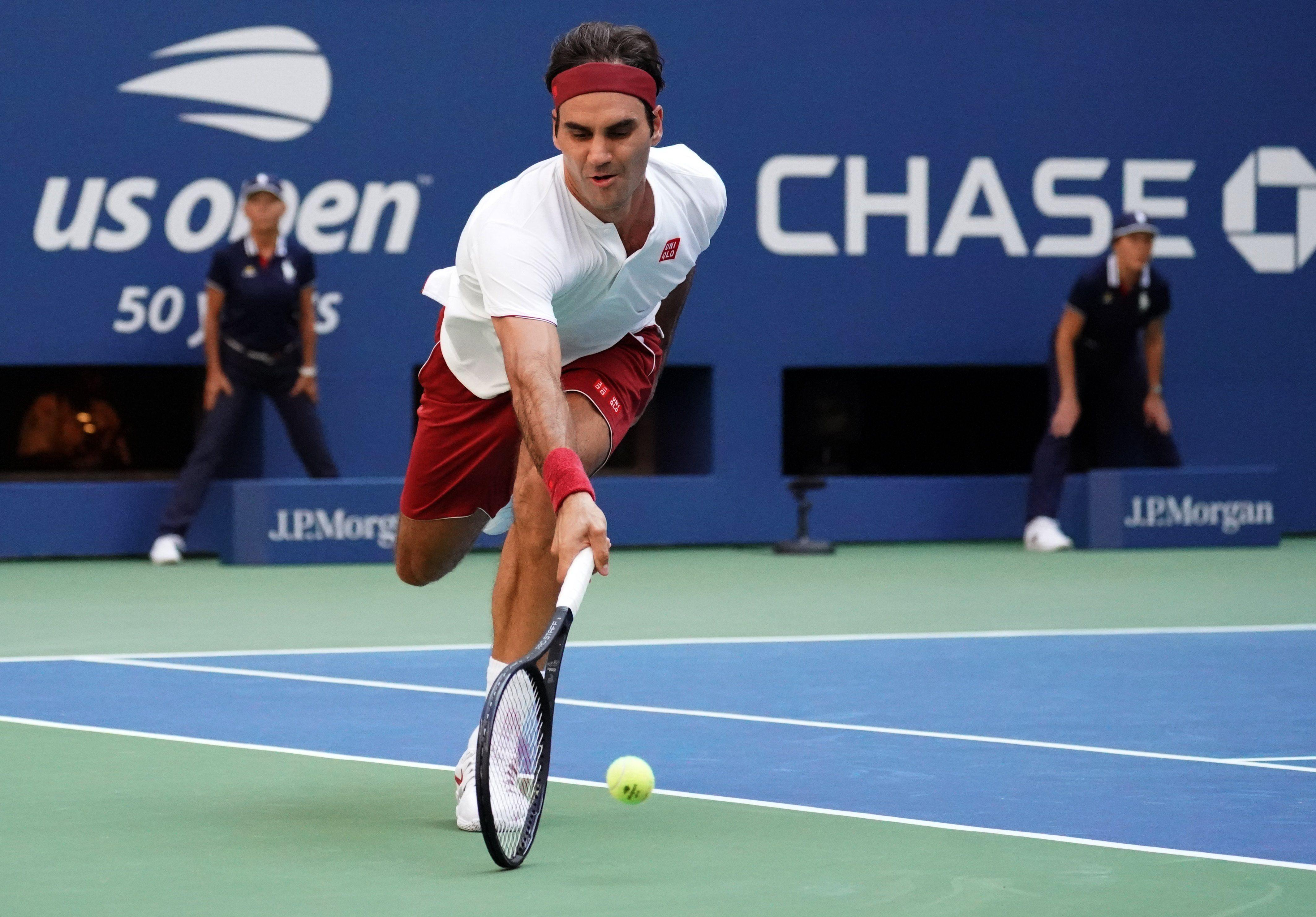 He then performed an exquisite flick around the net post for a clean winner