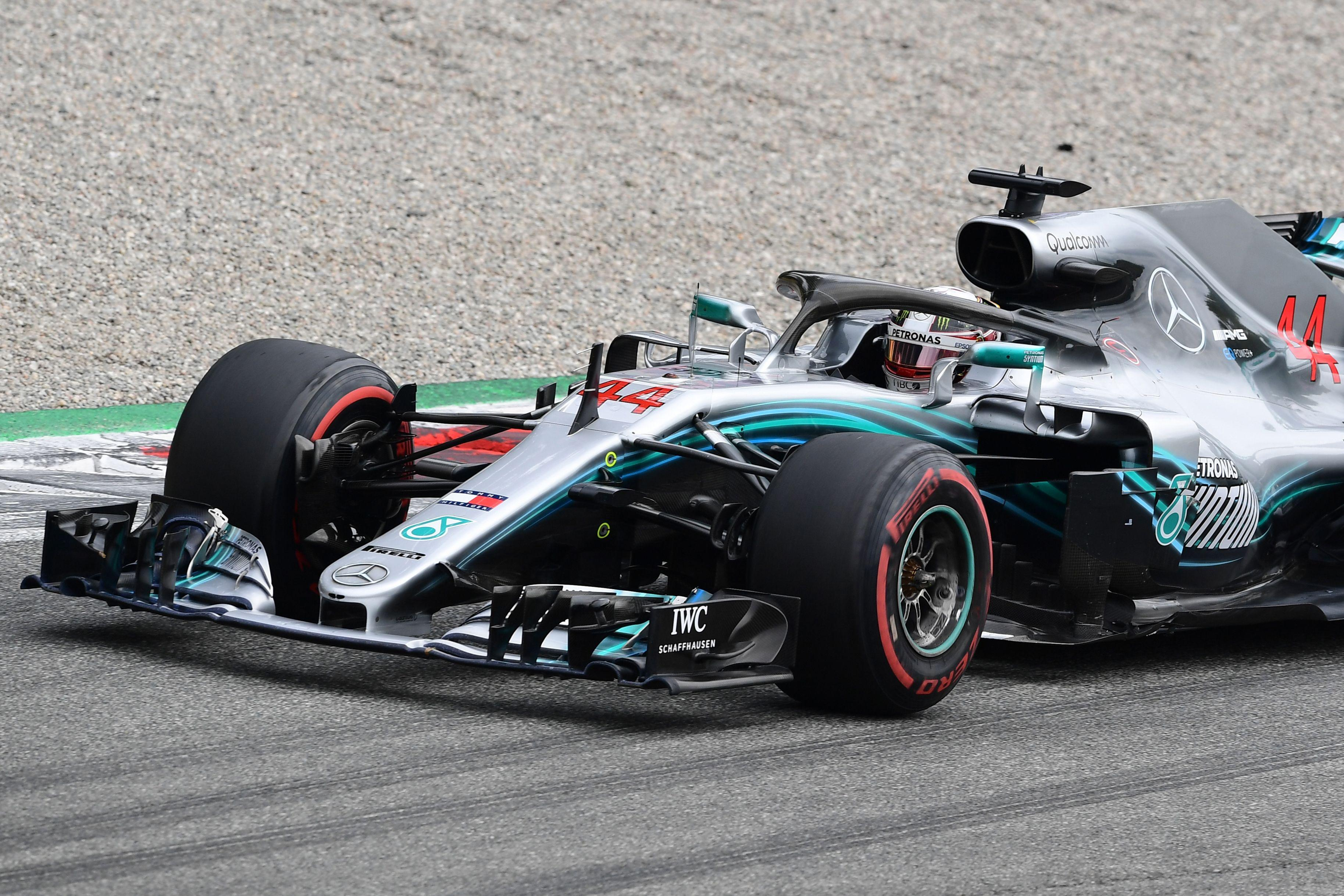 Lewis Hamilton stormed to Italian GP glory to extend his lead at the top of the world title table